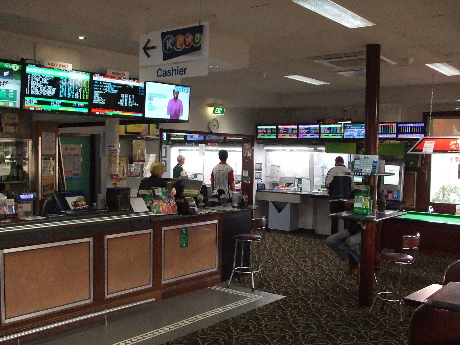 Kerang Sporties Sports Bar and TAB