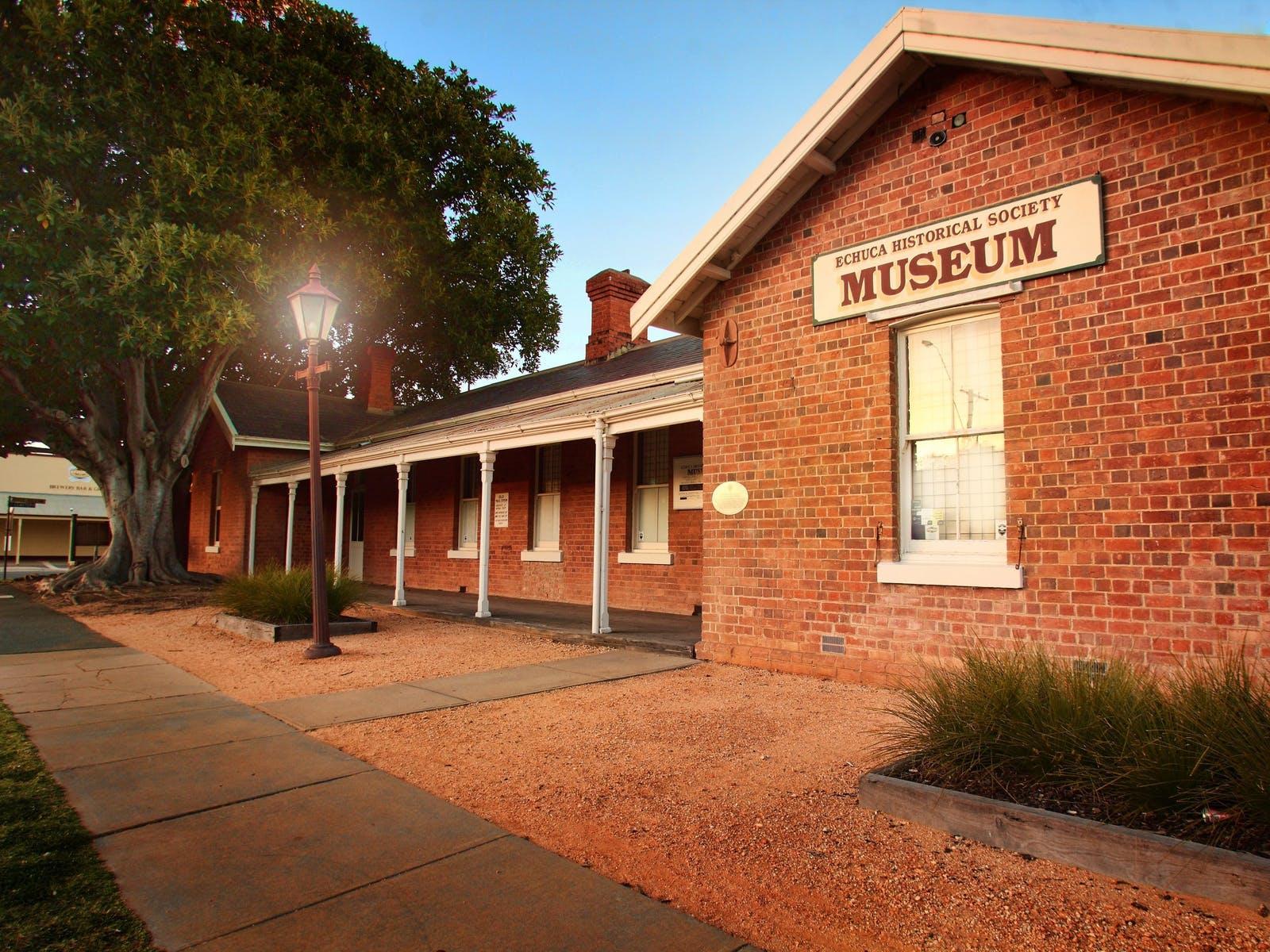 Echuca Historical Society Museum