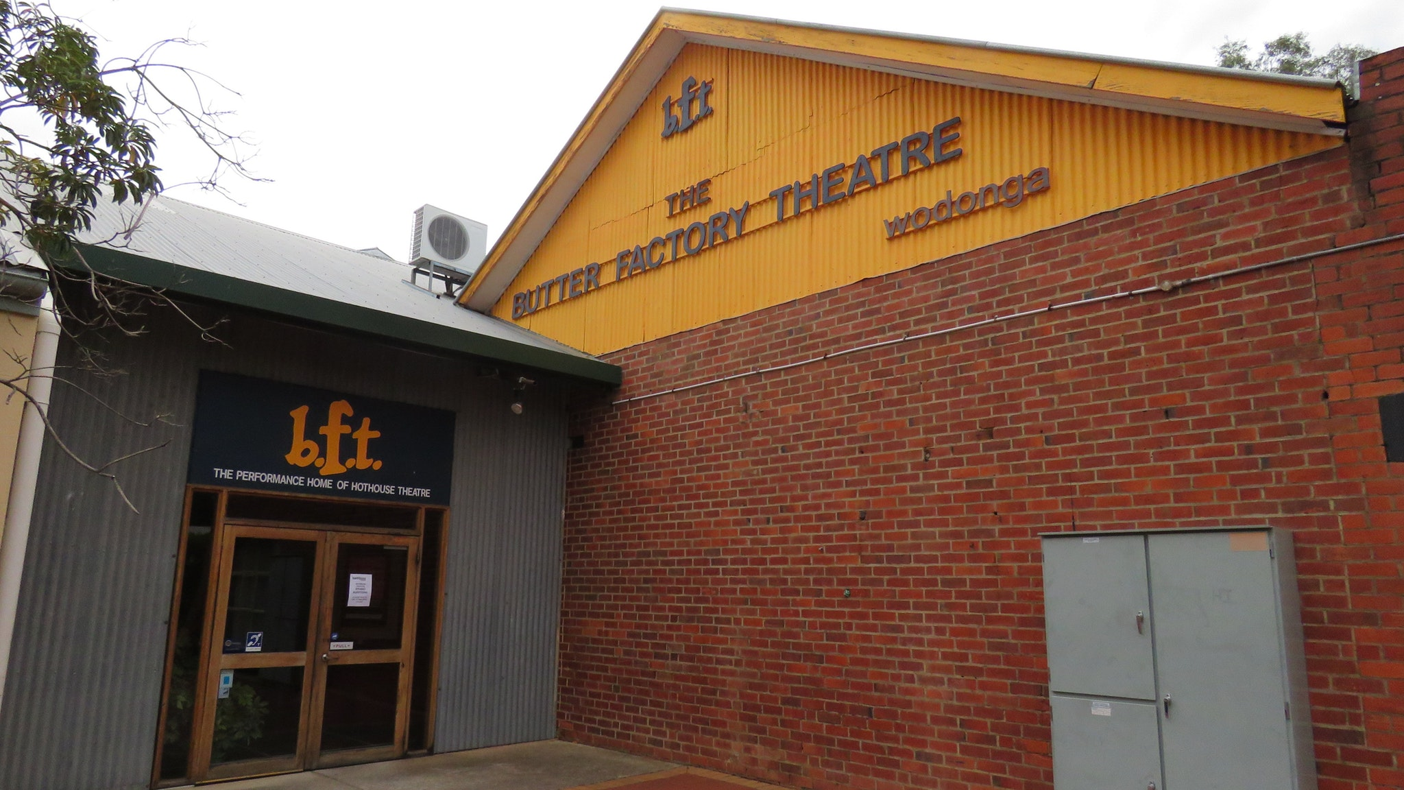 The Butter Factory Theatre, Wodonga