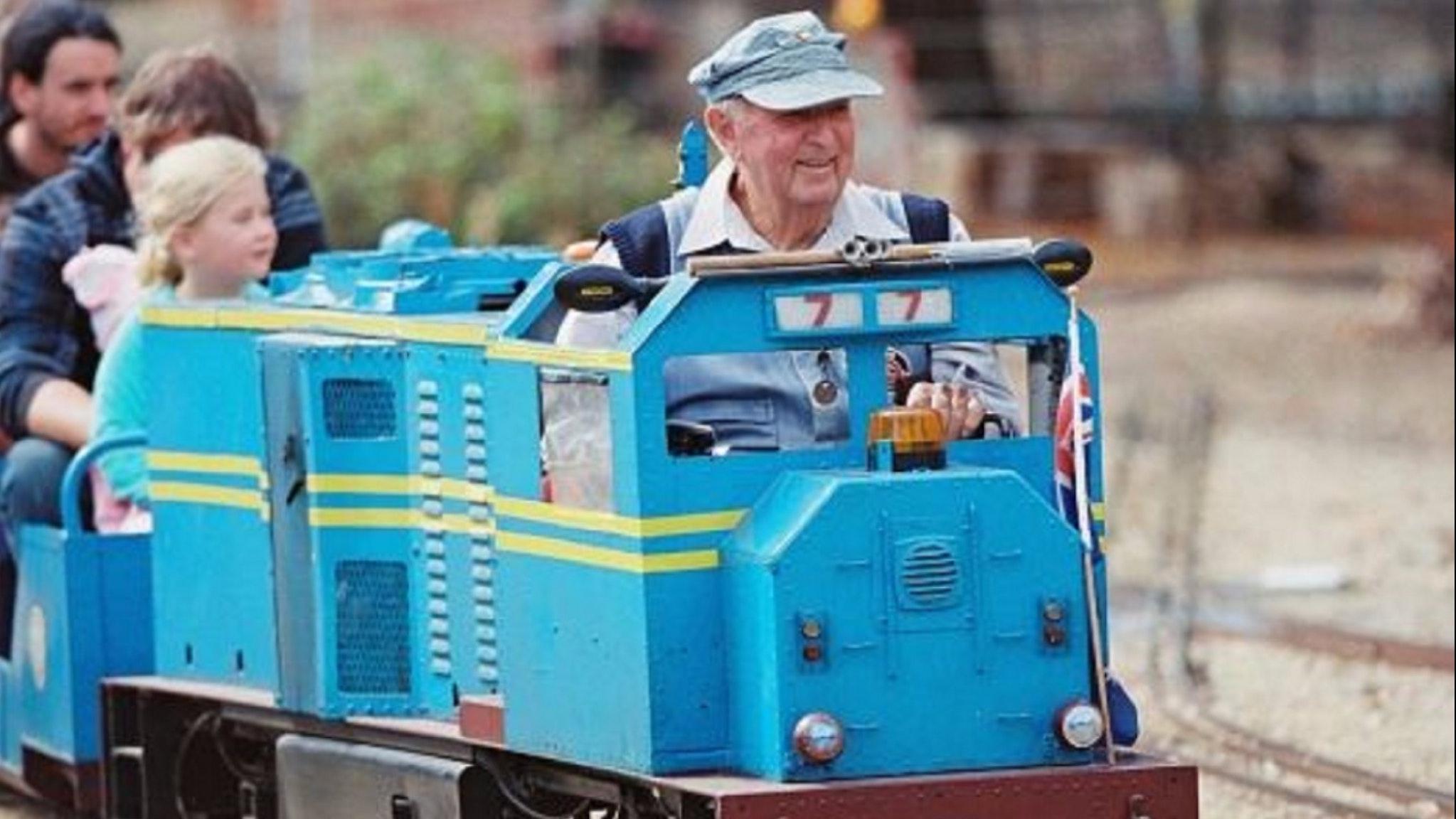 Wodonga Creek Miniature Railway