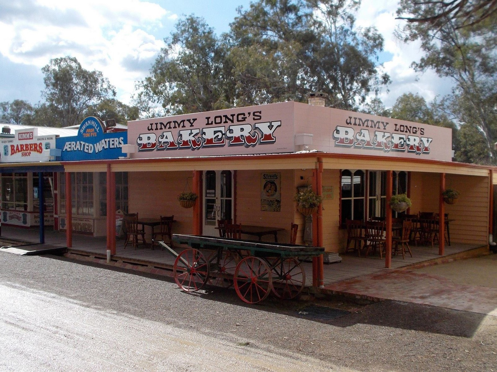 Jimmy Long's Bakery