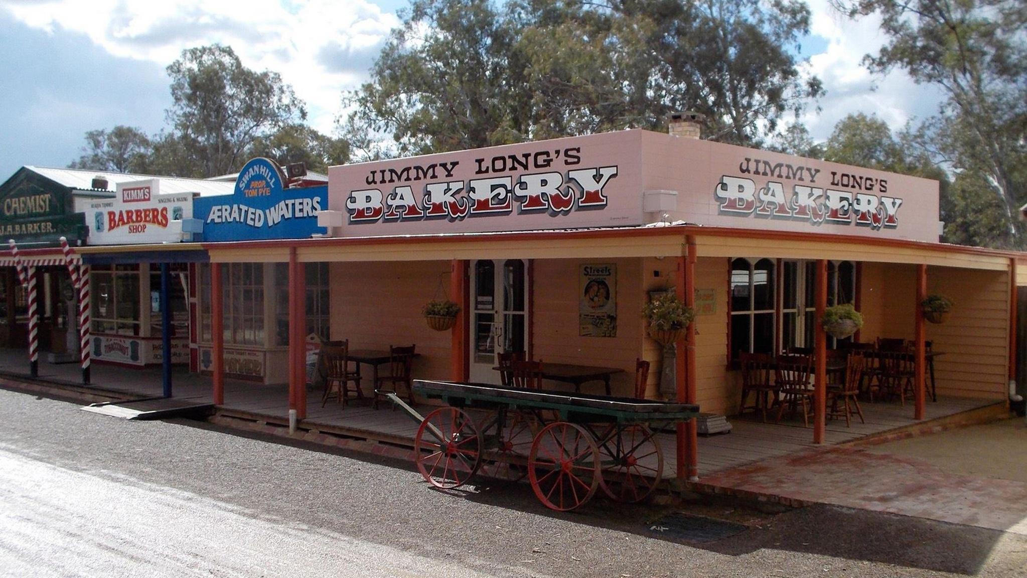 Jimmy Long's Bakery