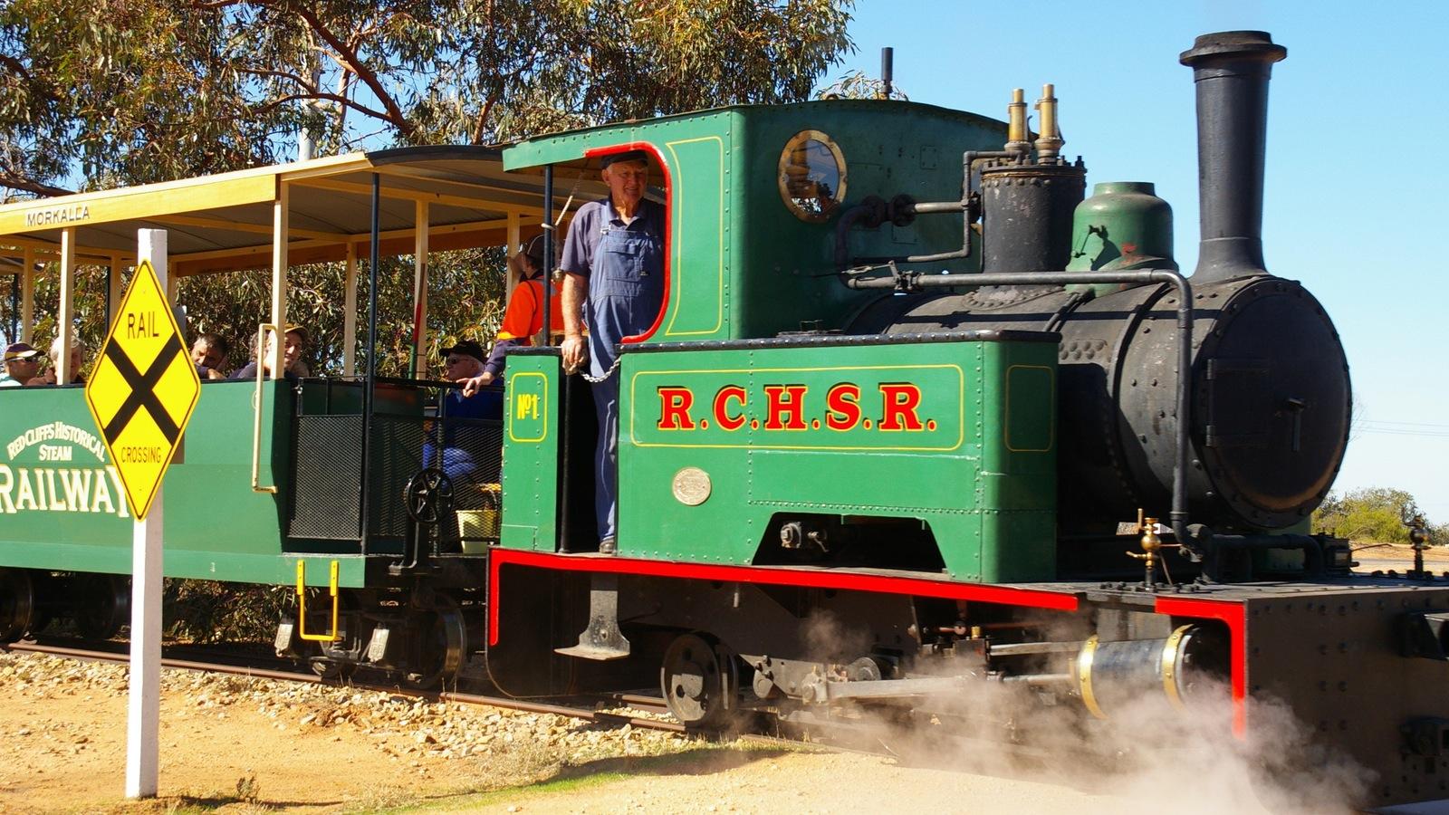 "Team Locomotive ""Lukee"""