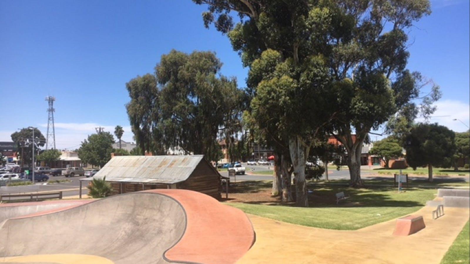 Cobram Skate Park