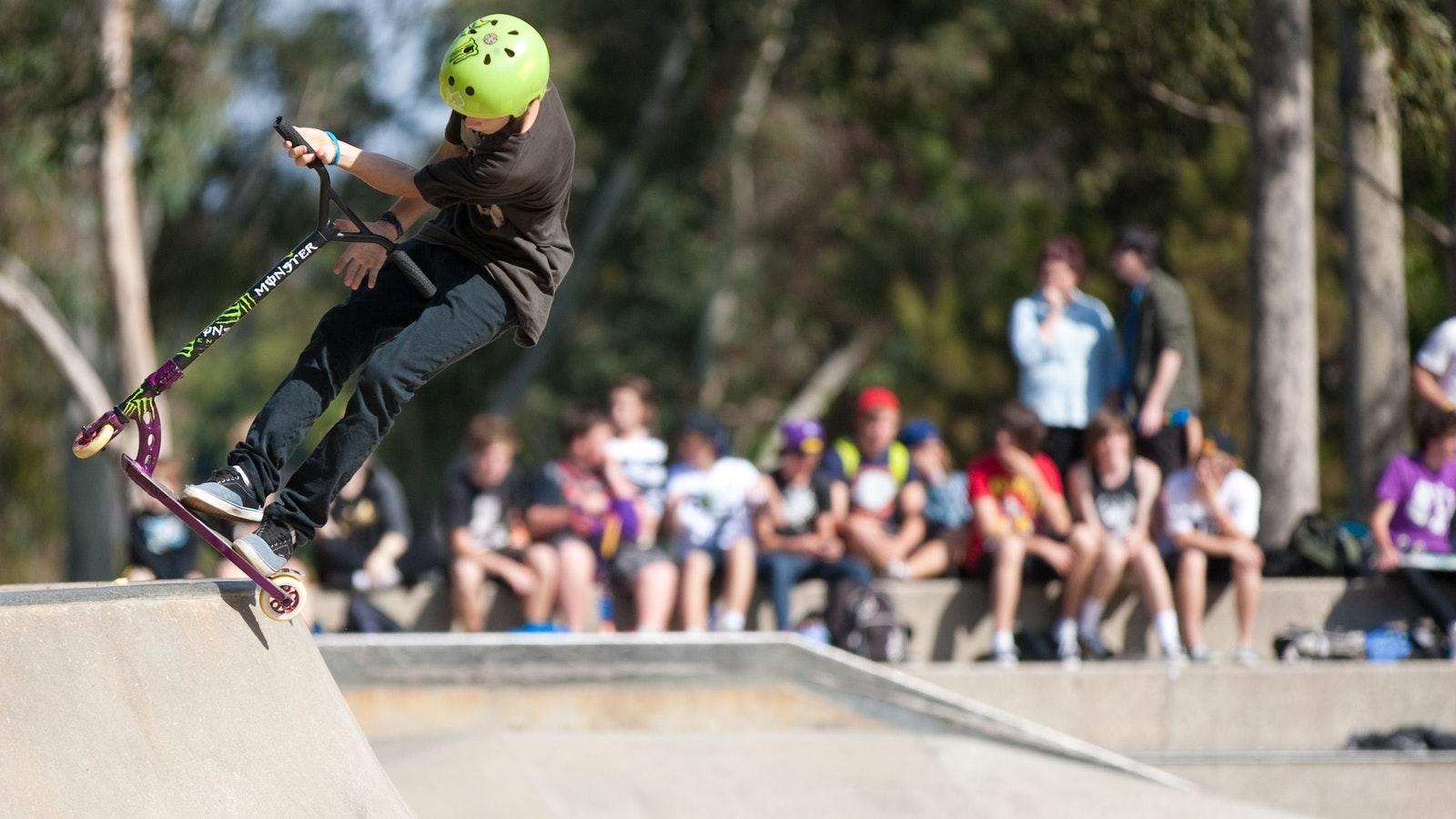 James Scott Memorial Skate Park