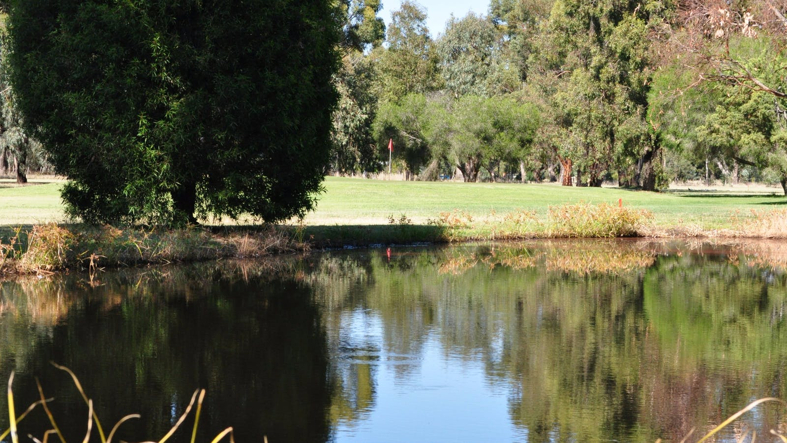 Water at Numurkah Golf and Bowls