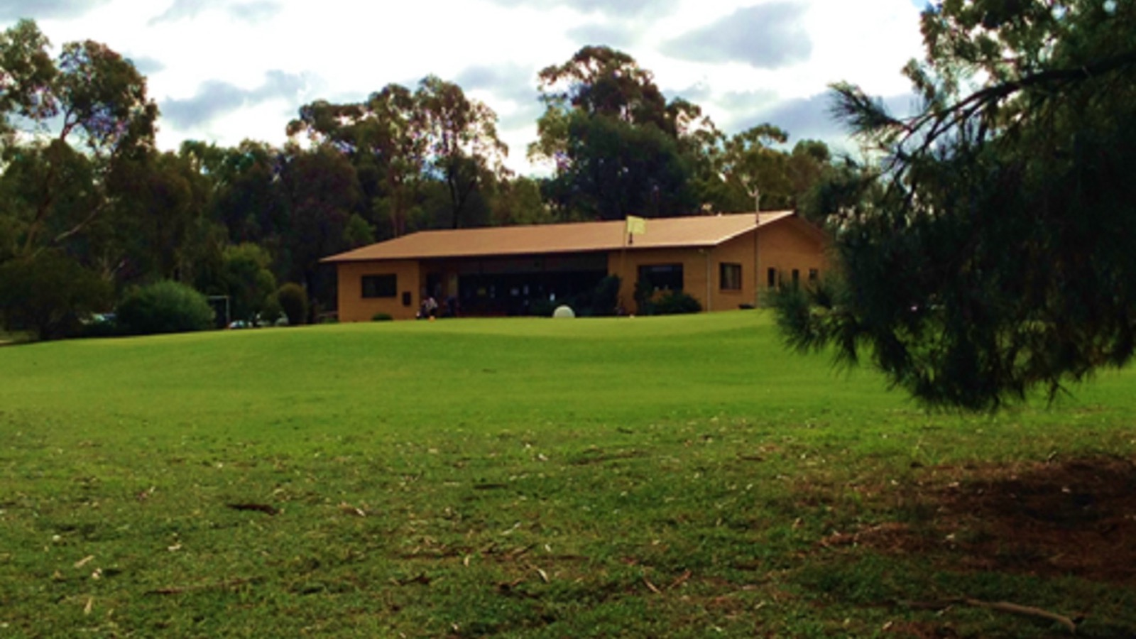 Nathalia Golf Clubhouse