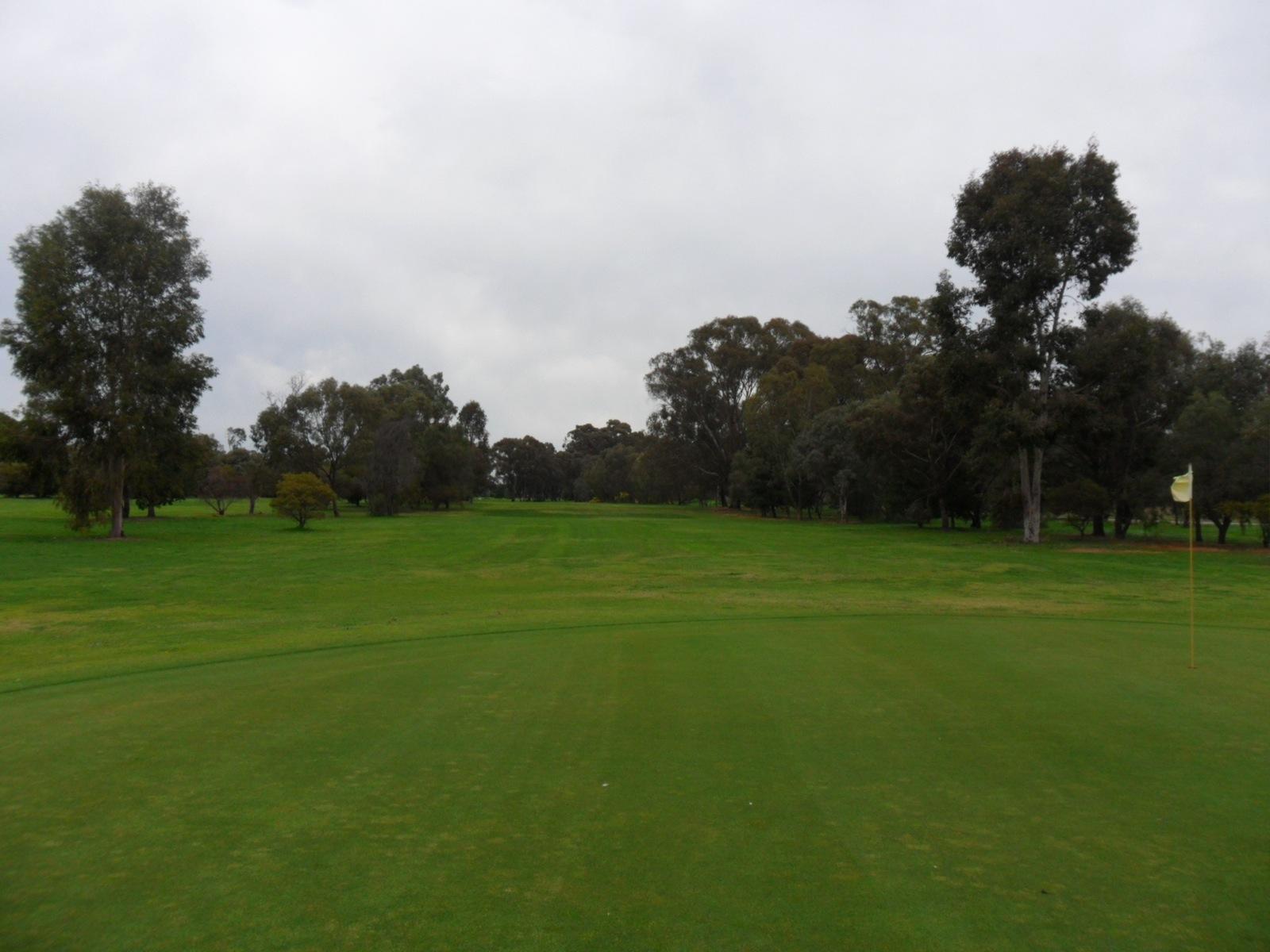 Golf The Murray Victoria Australia