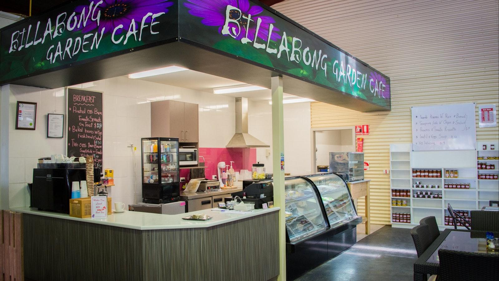 Billabong Garden Complex & Cafe