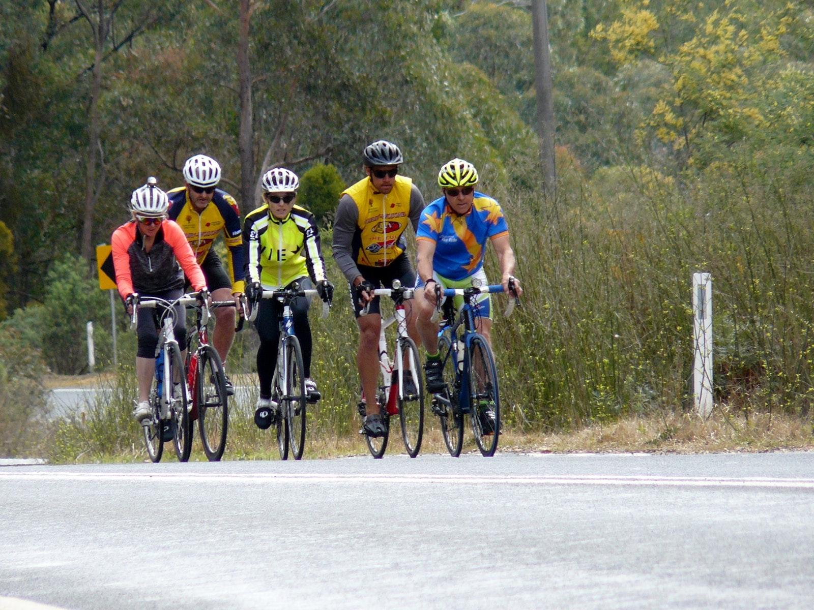 Buckland gap climb