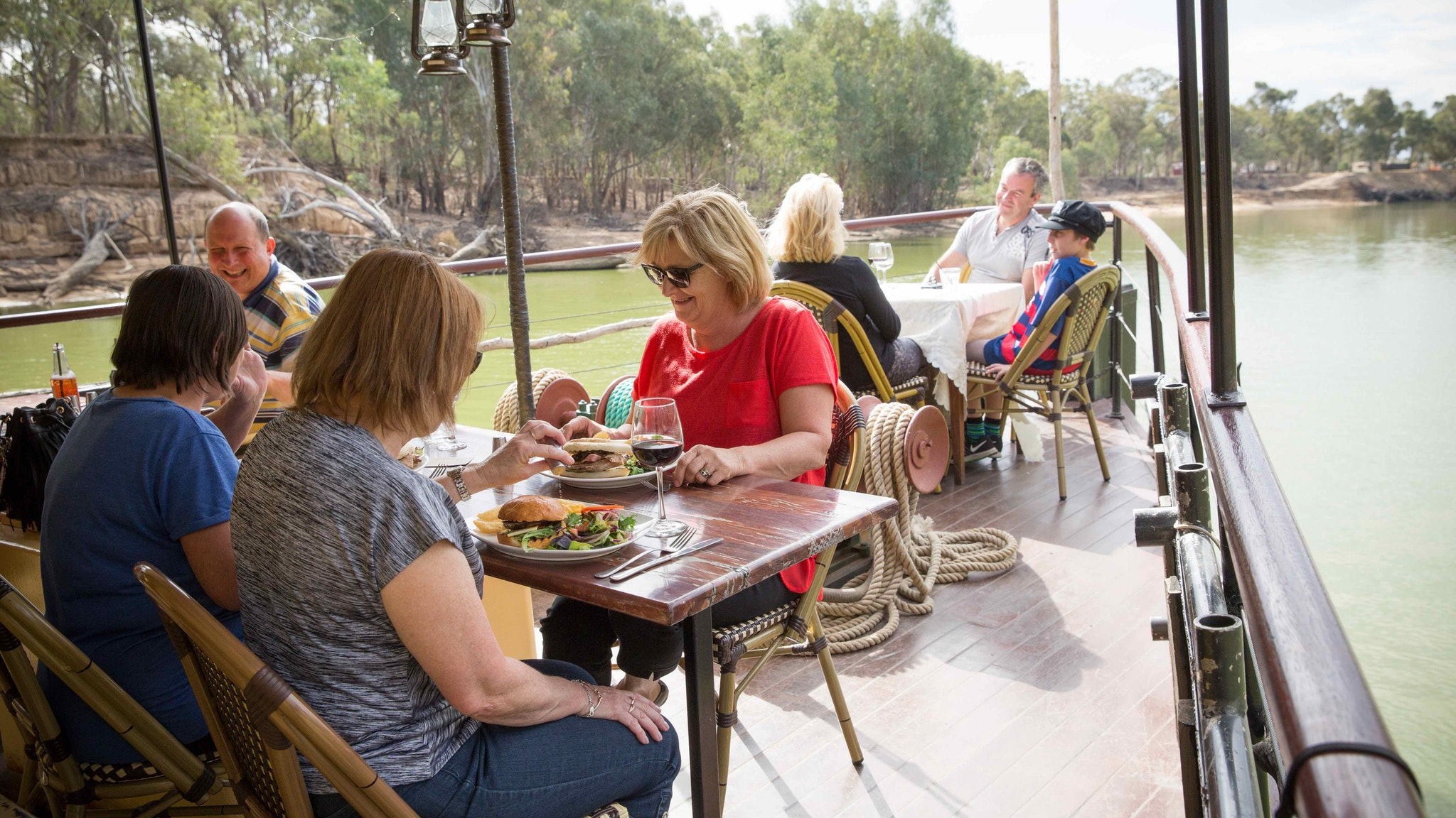 Three Night Upper Murray Discovery Murray River Cruise, Tour, The