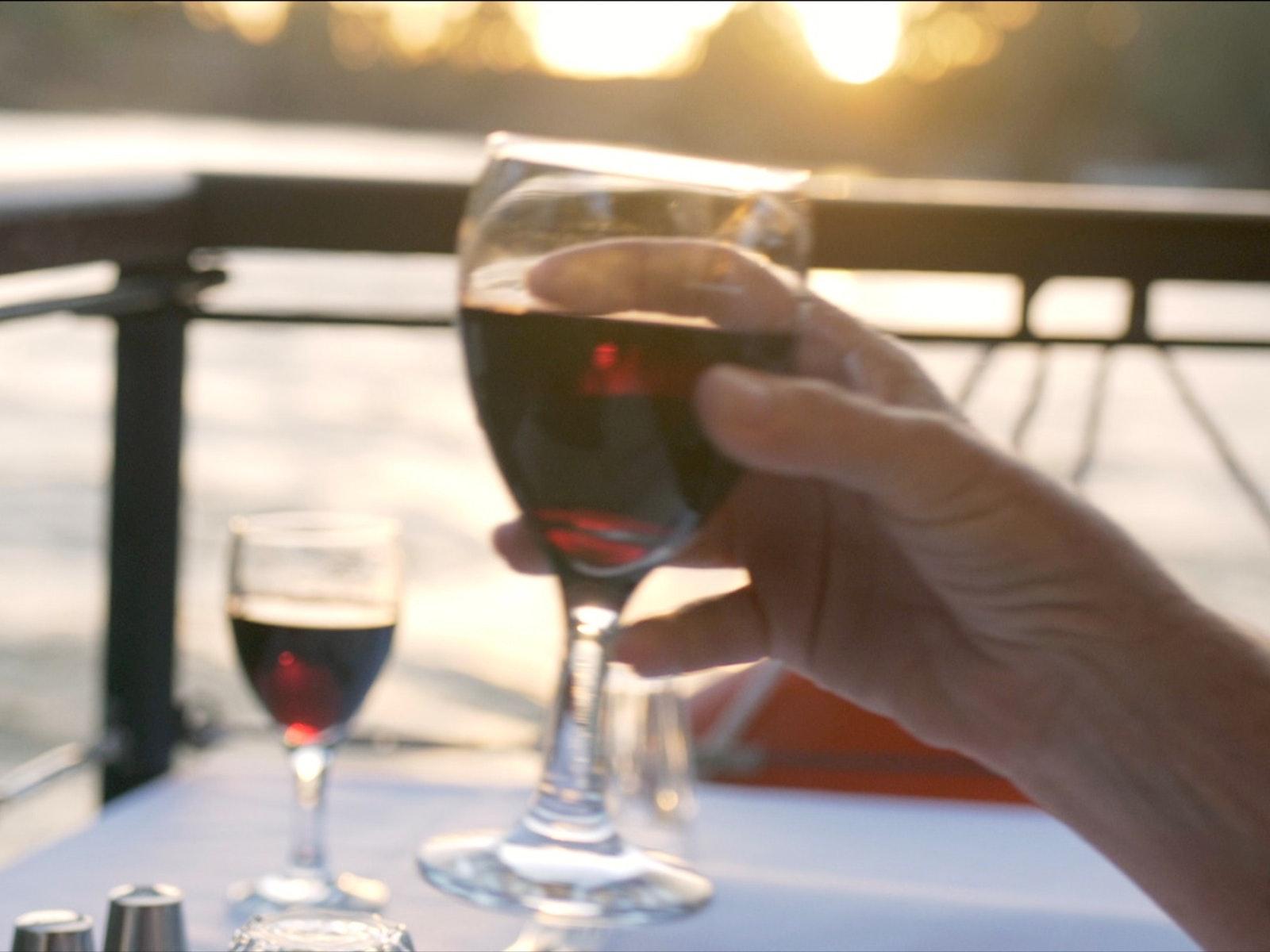 Wine over Dinner