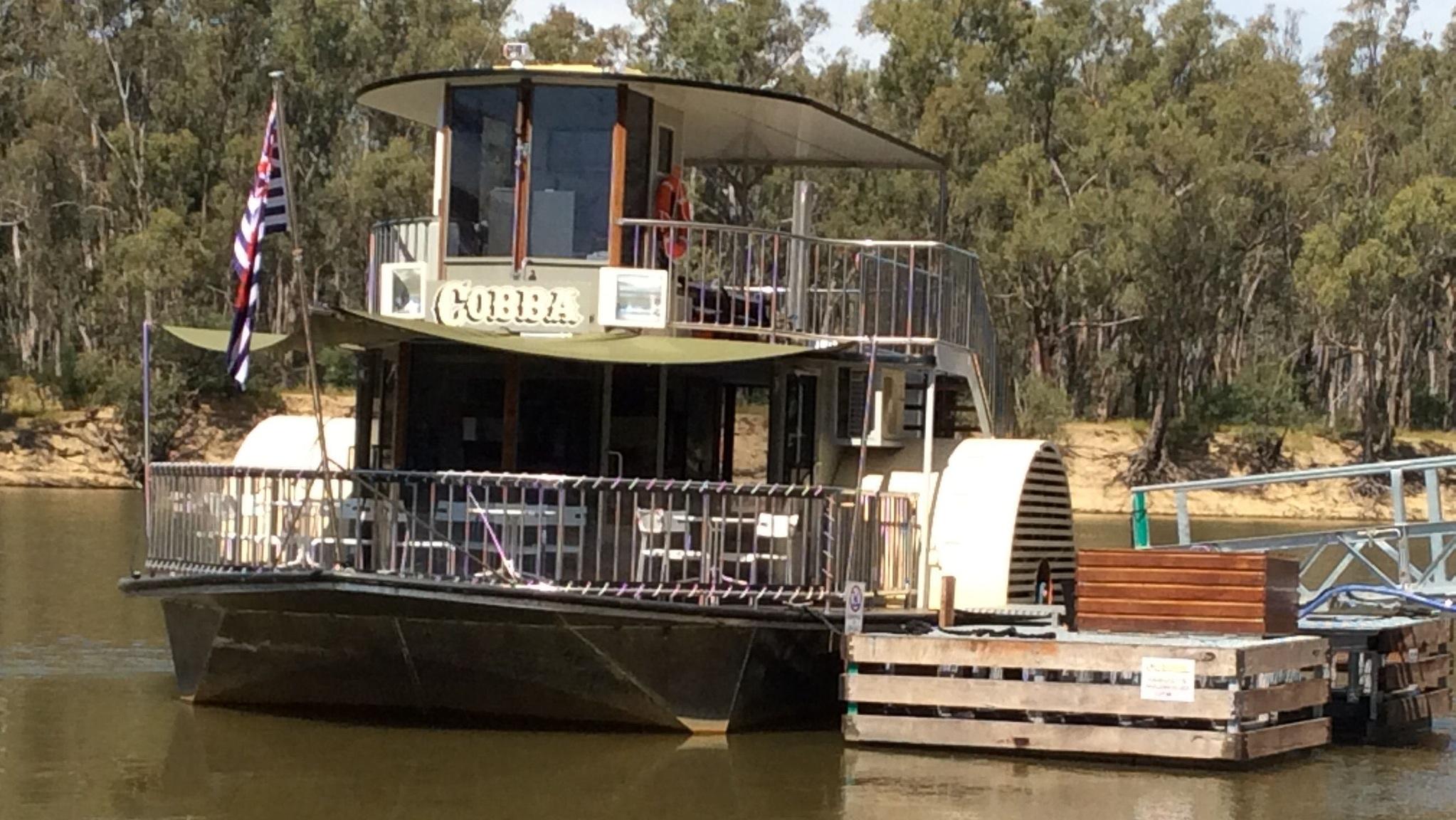 Cobba Paddle Boat Cruises