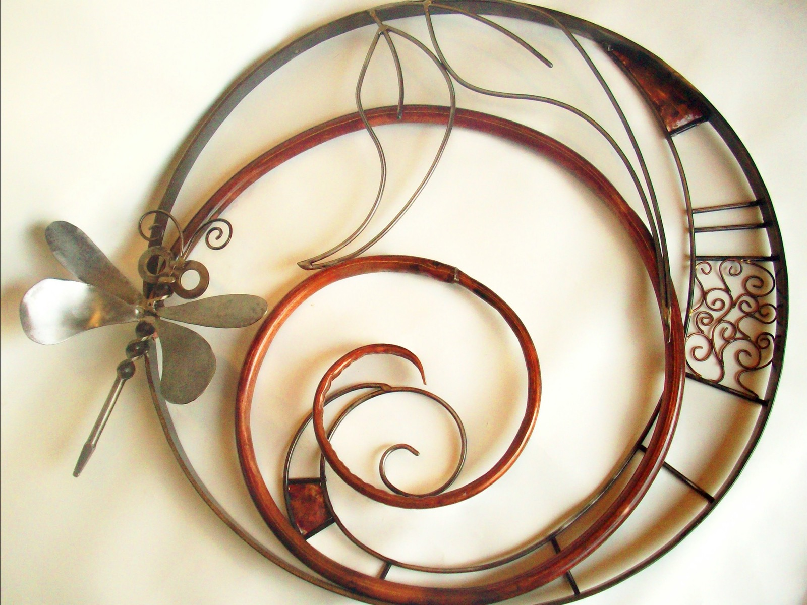 creative metalwork by Cinnamon Stephens of Studio 66