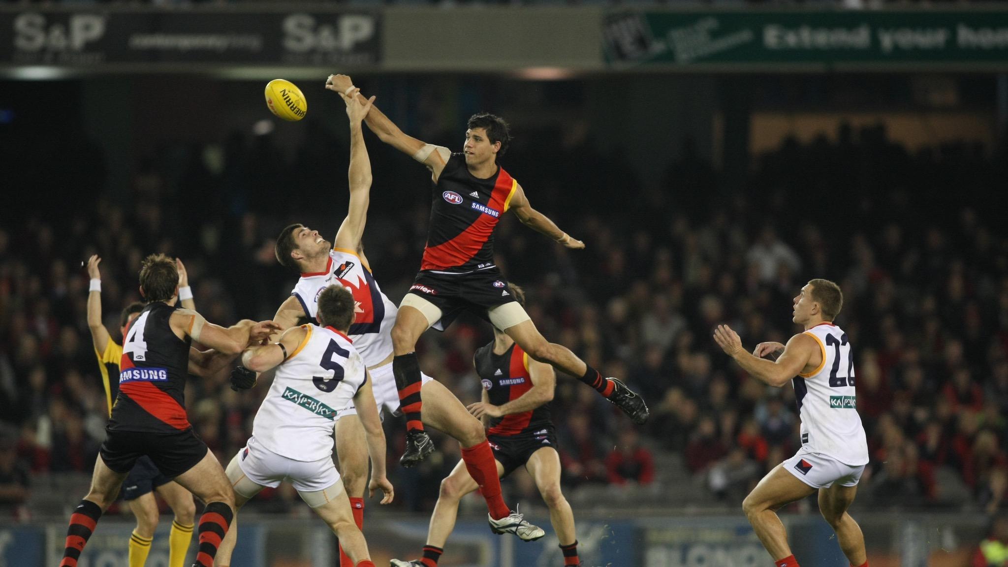 Australian Rules Football Ryder Mark