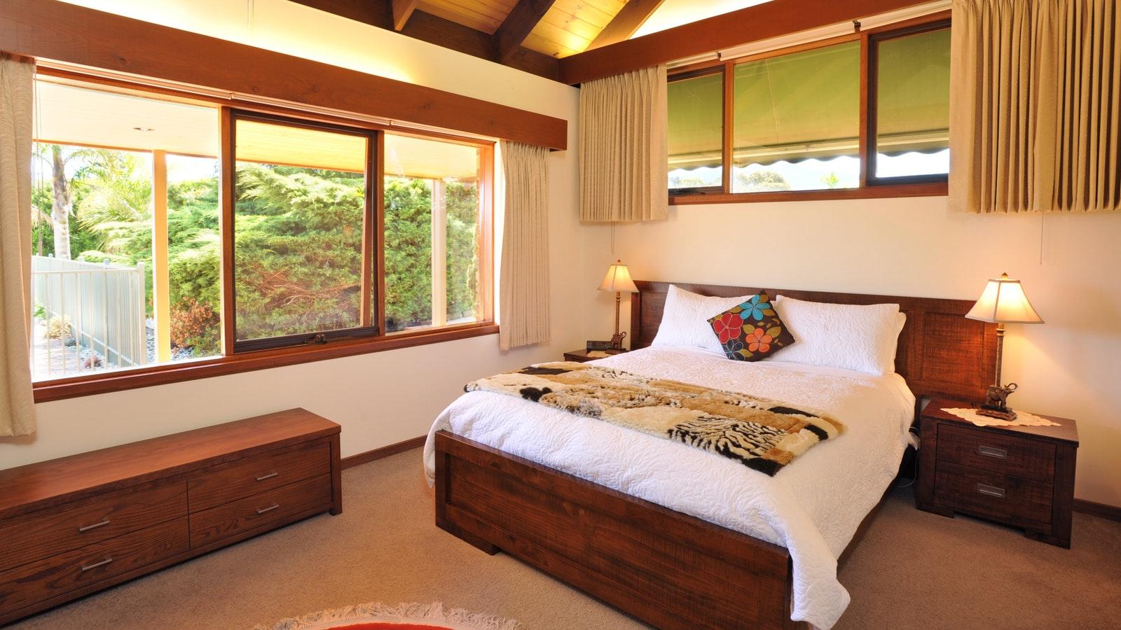 Cottage Interior (Bedroom 1)