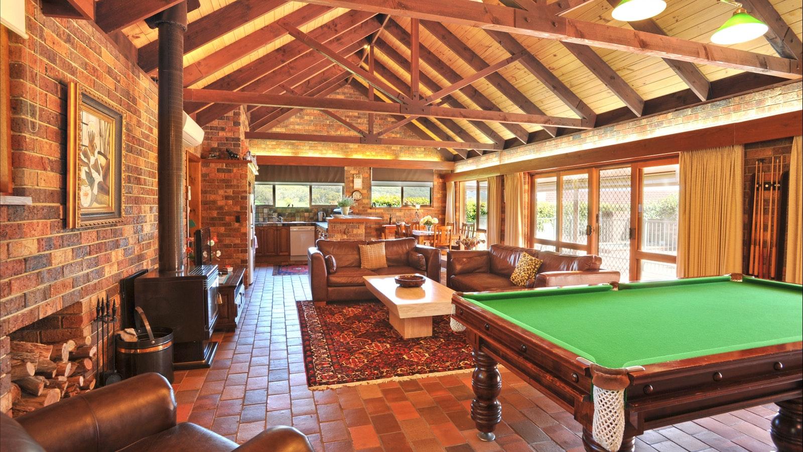 Langbrook Cottage Interior