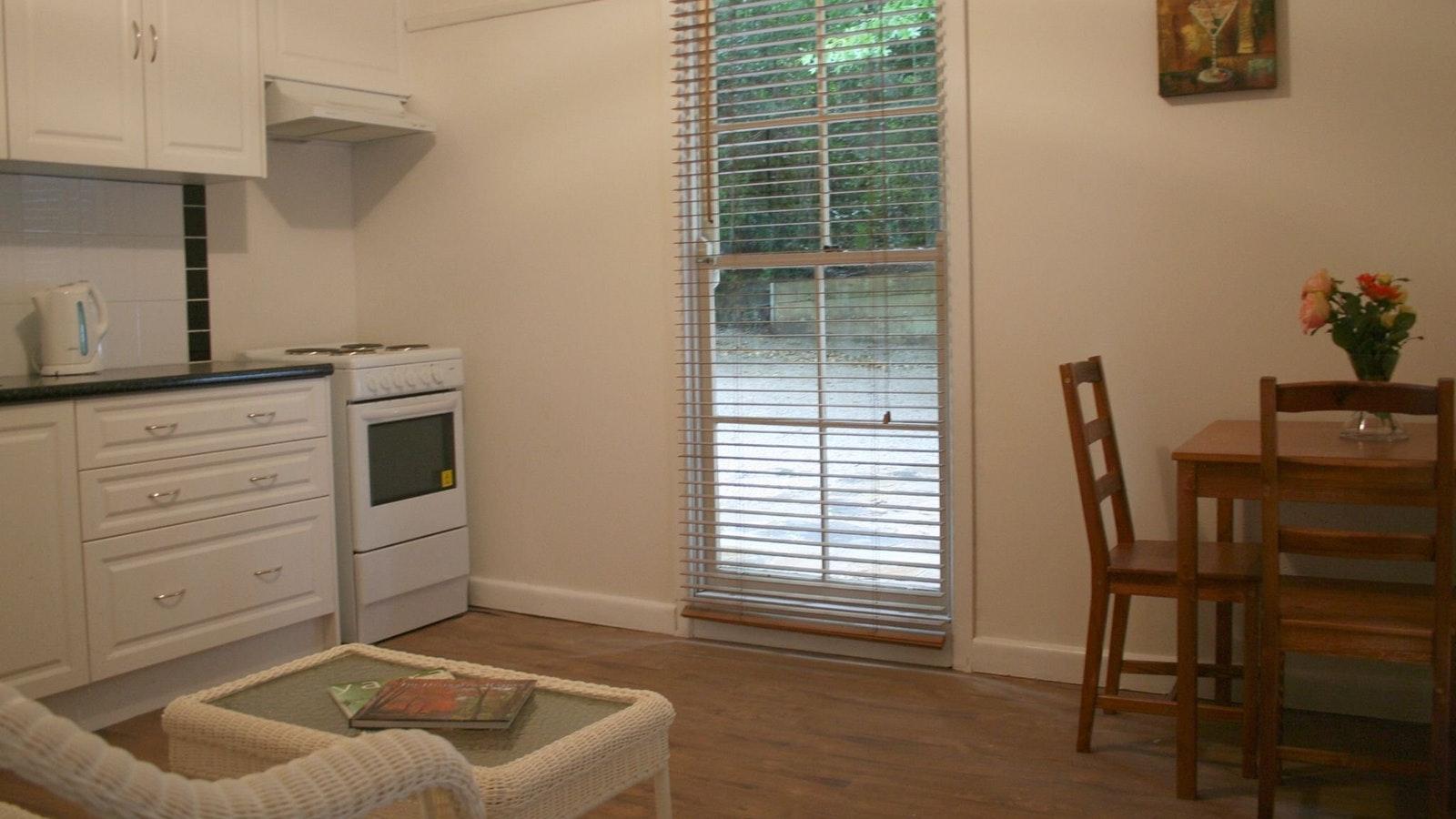 Elan Cottage kitchen