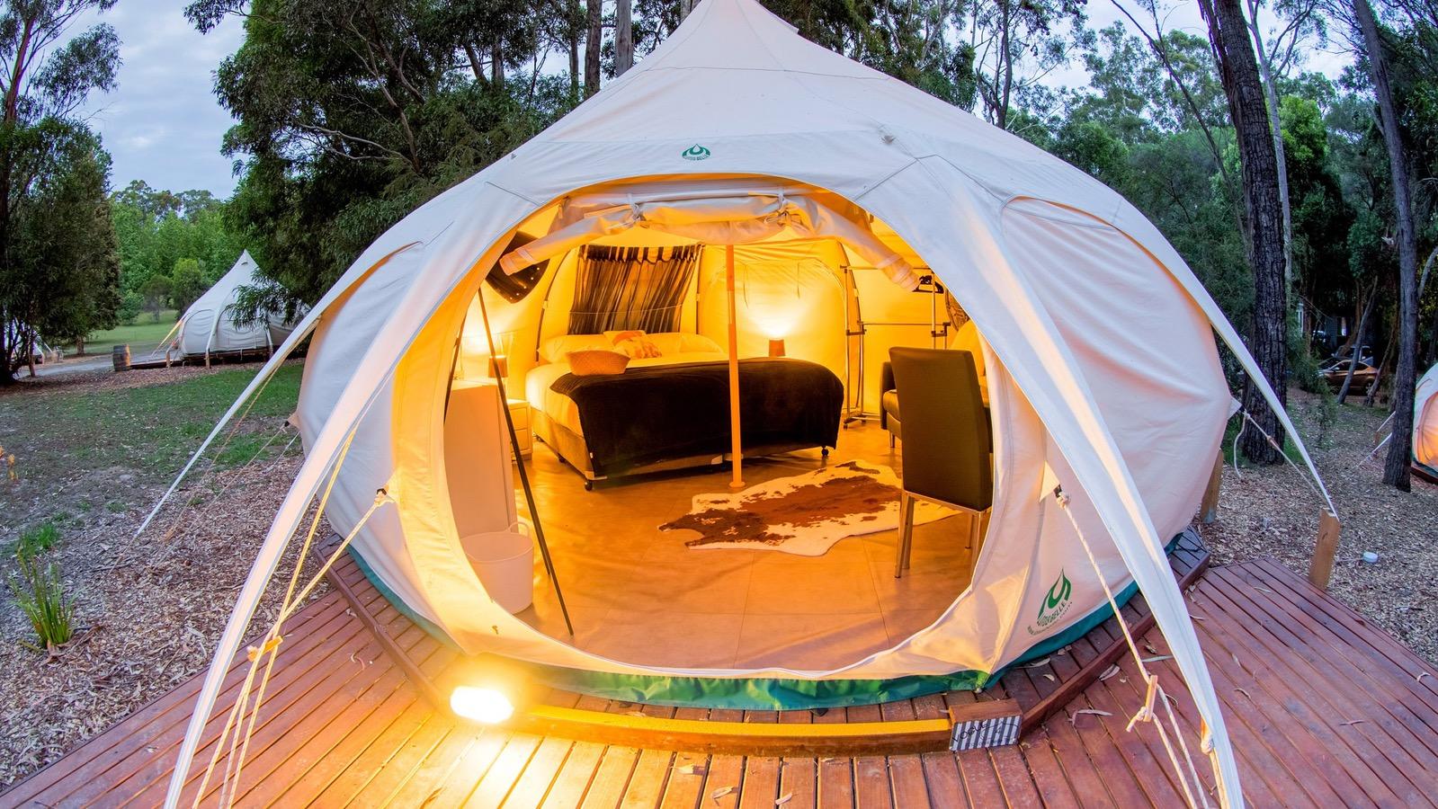 Single Belle Tent