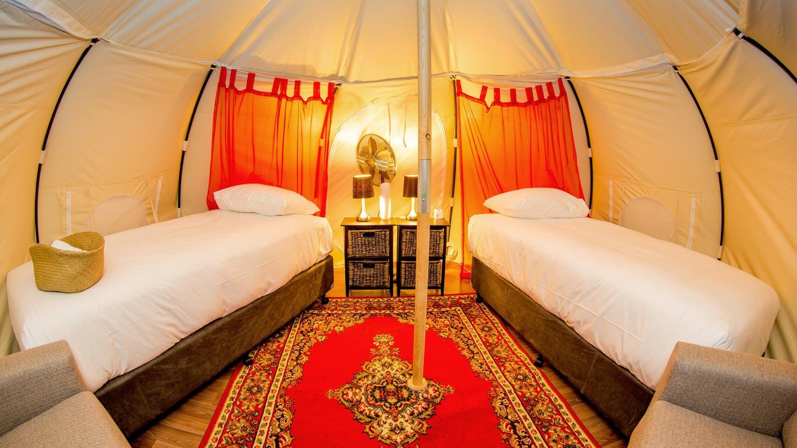 Boho Family Belle Tent