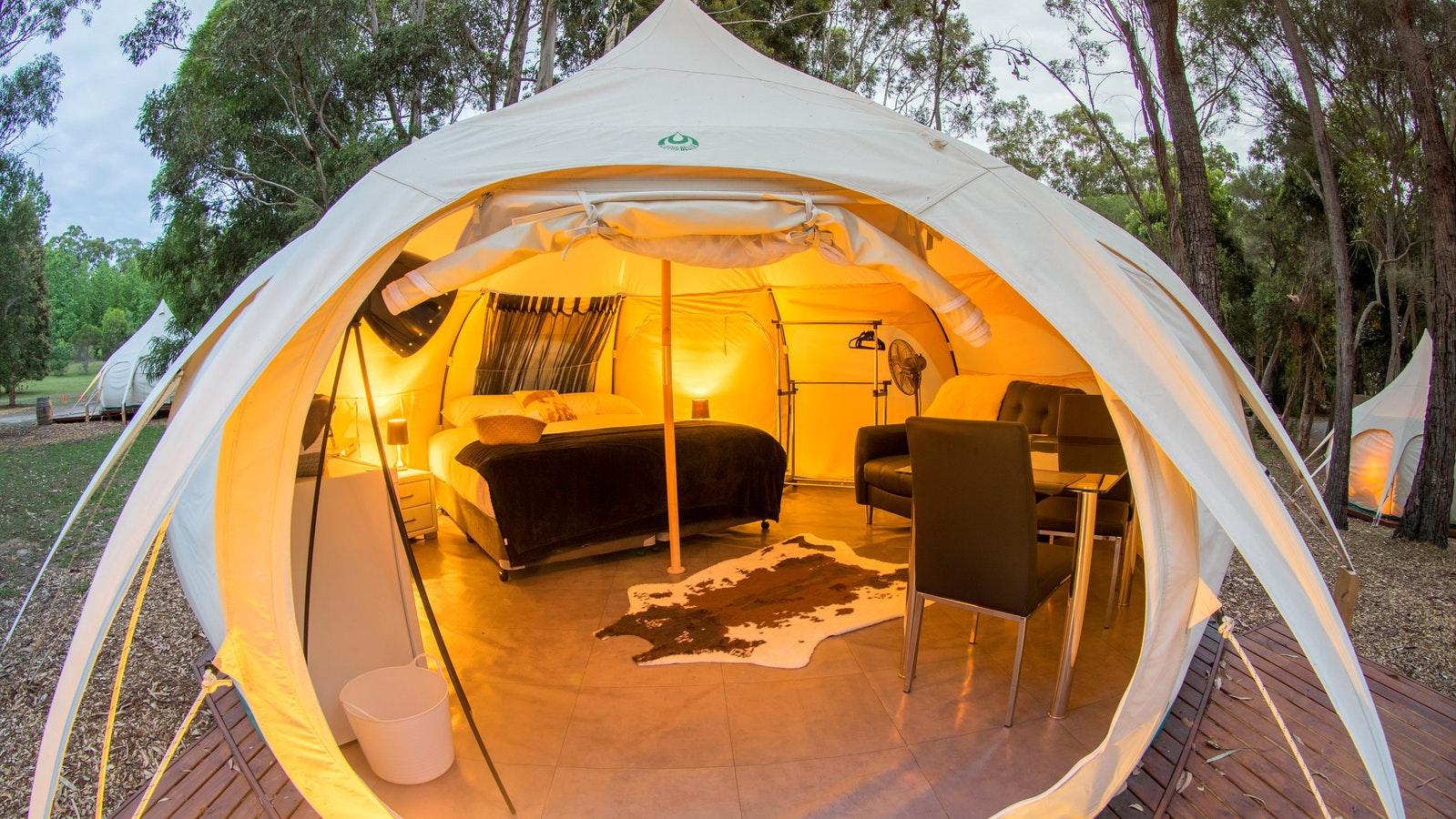 Vogue Single Belle Tent