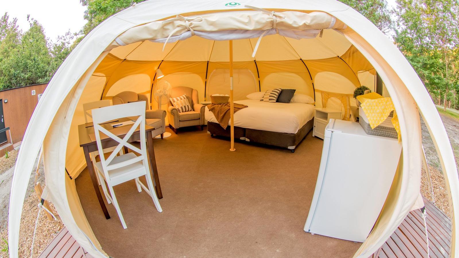 Provincial Single Belle Tent