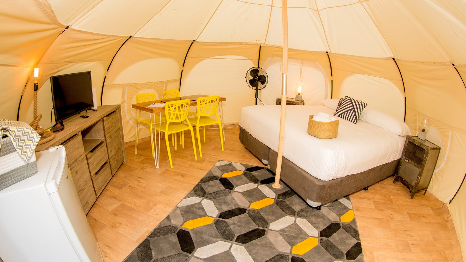 Industrial Family Belle Tent
