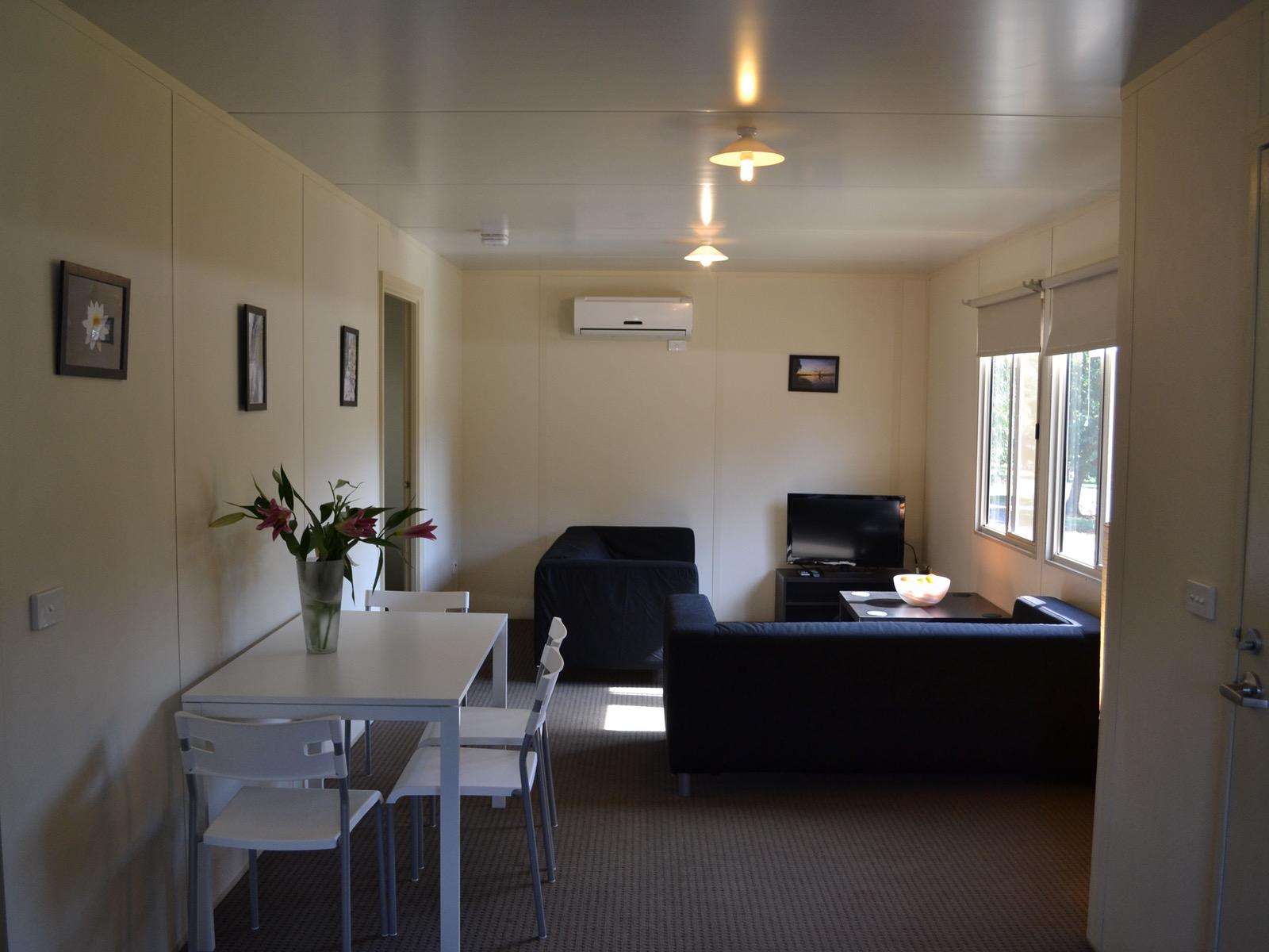 Lodge Living Area