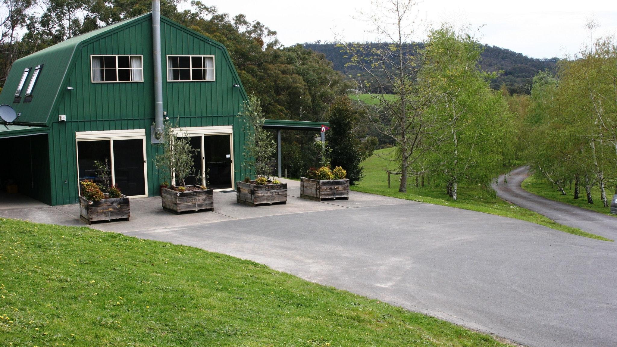 The Barn at Charlottes Hill