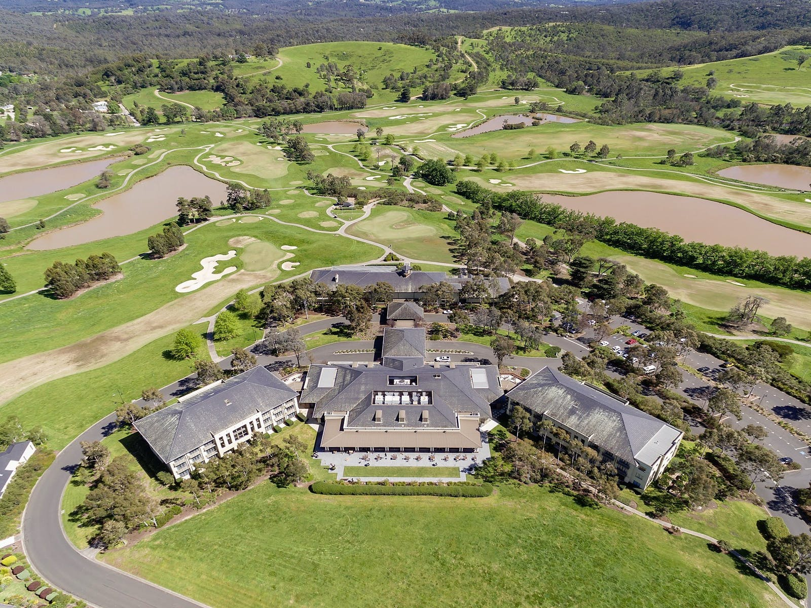 Yarra Valley Spa Retreat
