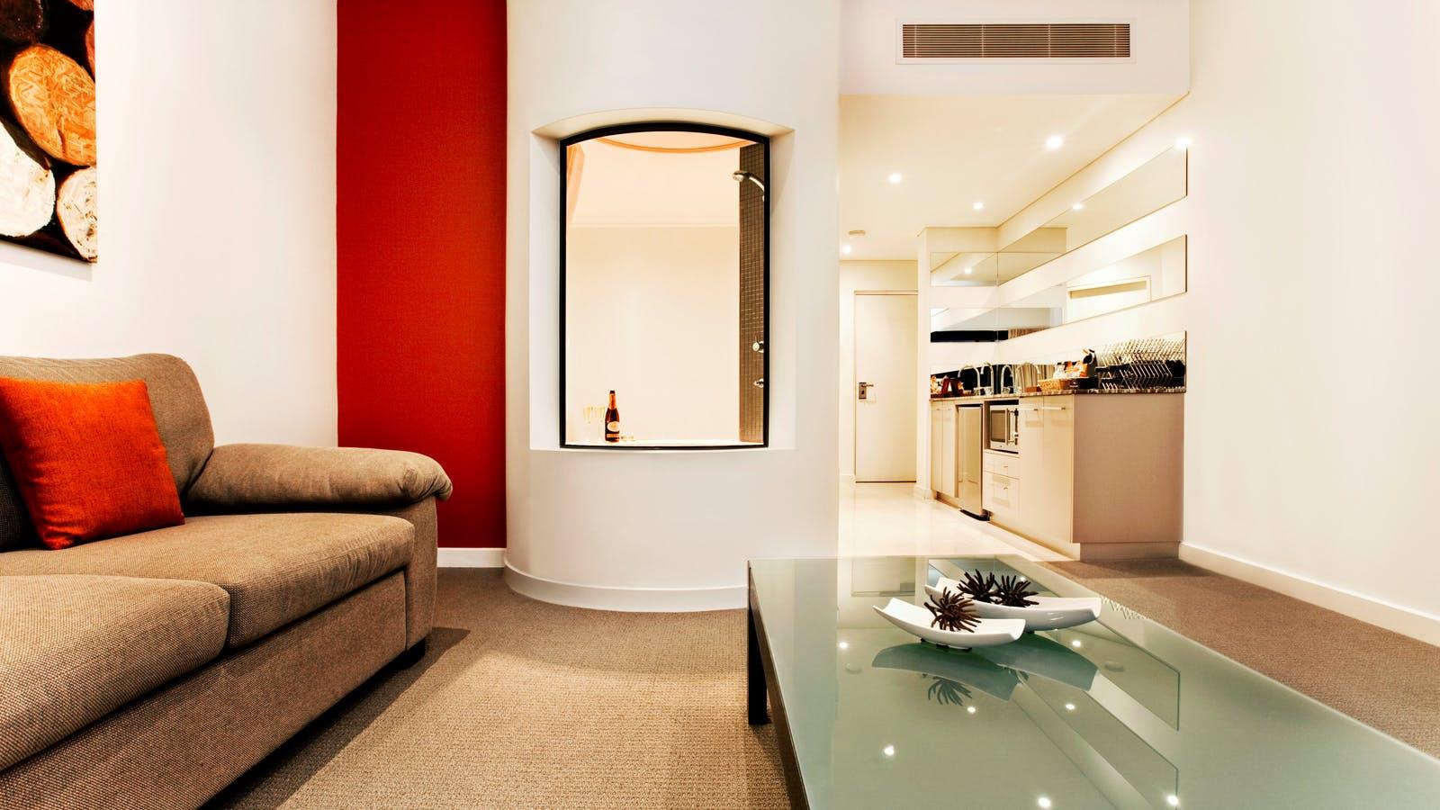 Spa Suite Yarra Valley Balgownie