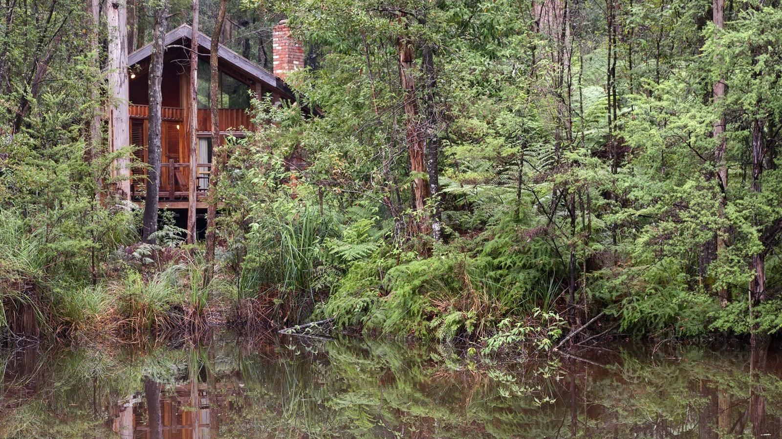 Woodlands Rainforest Retreat