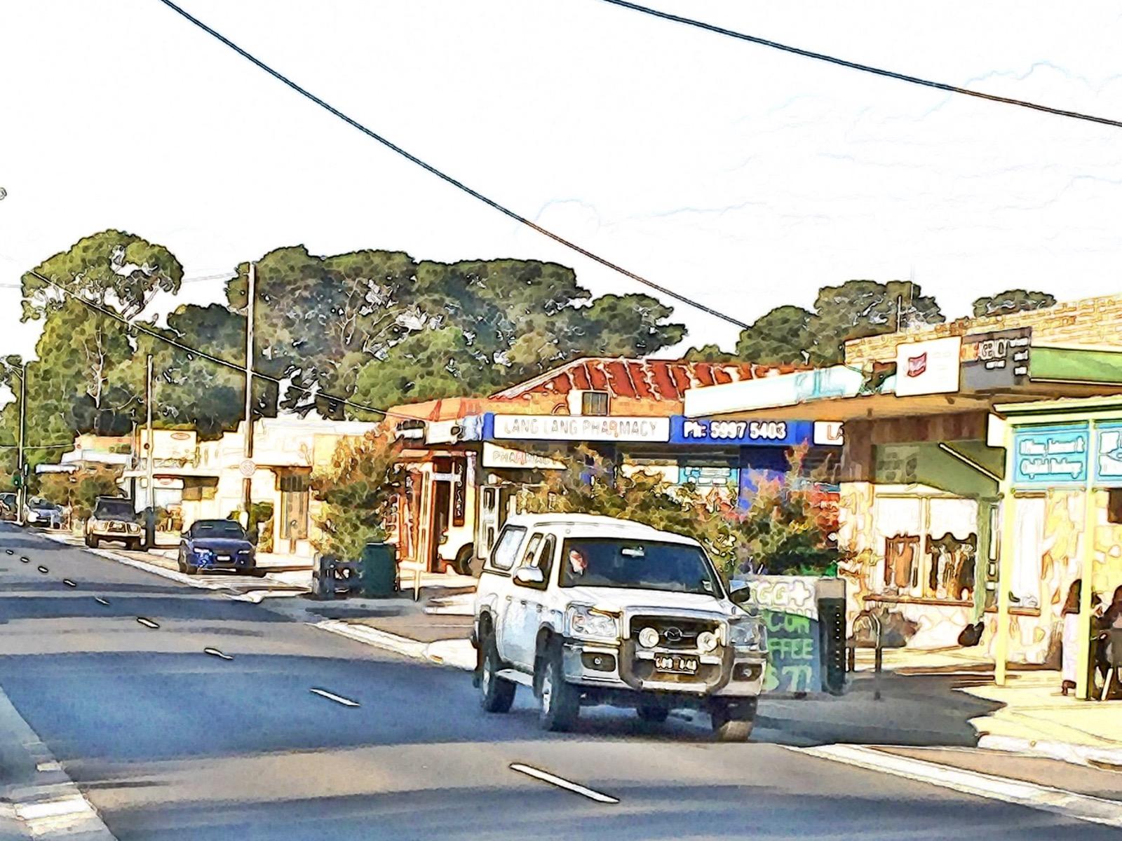 Lang Lang Township