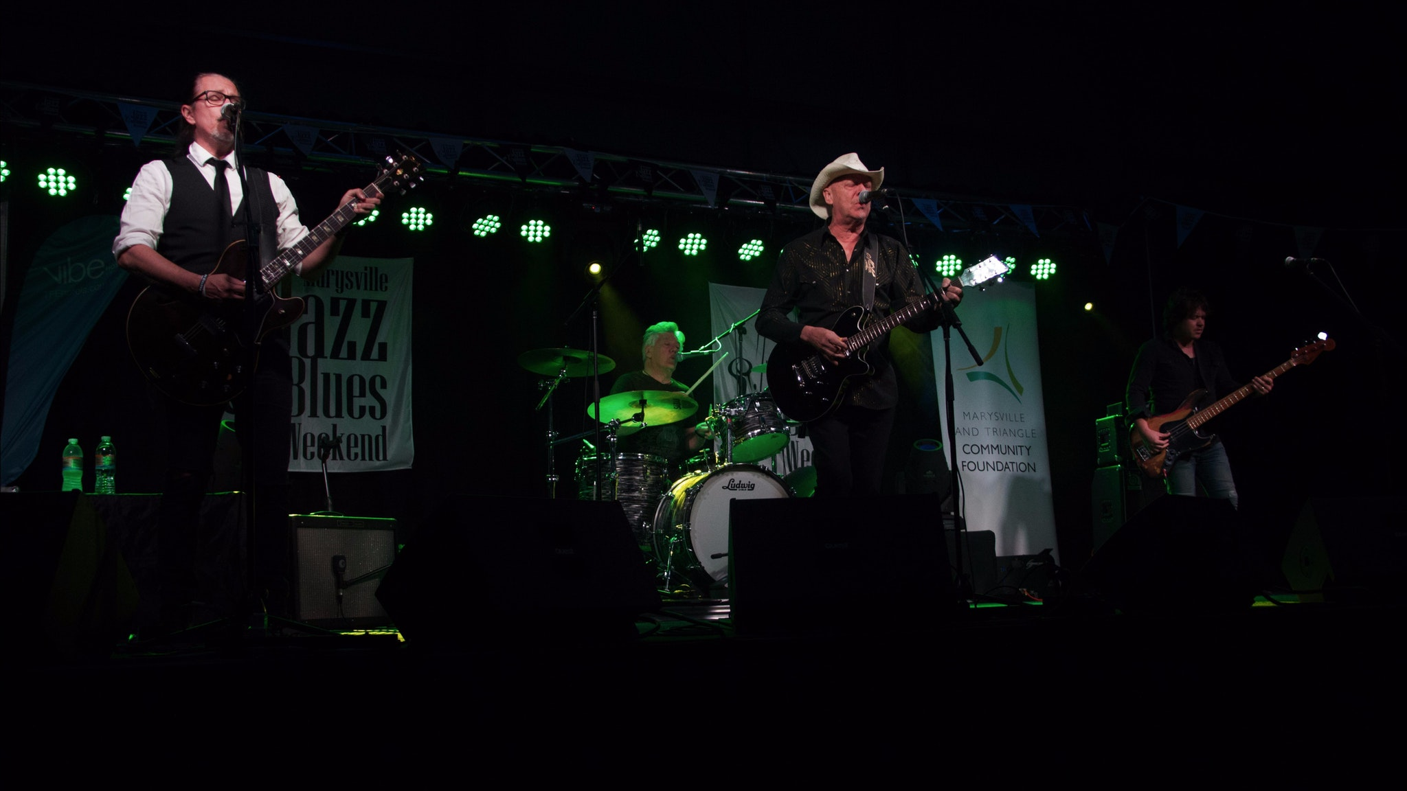 Russell Morris and Band