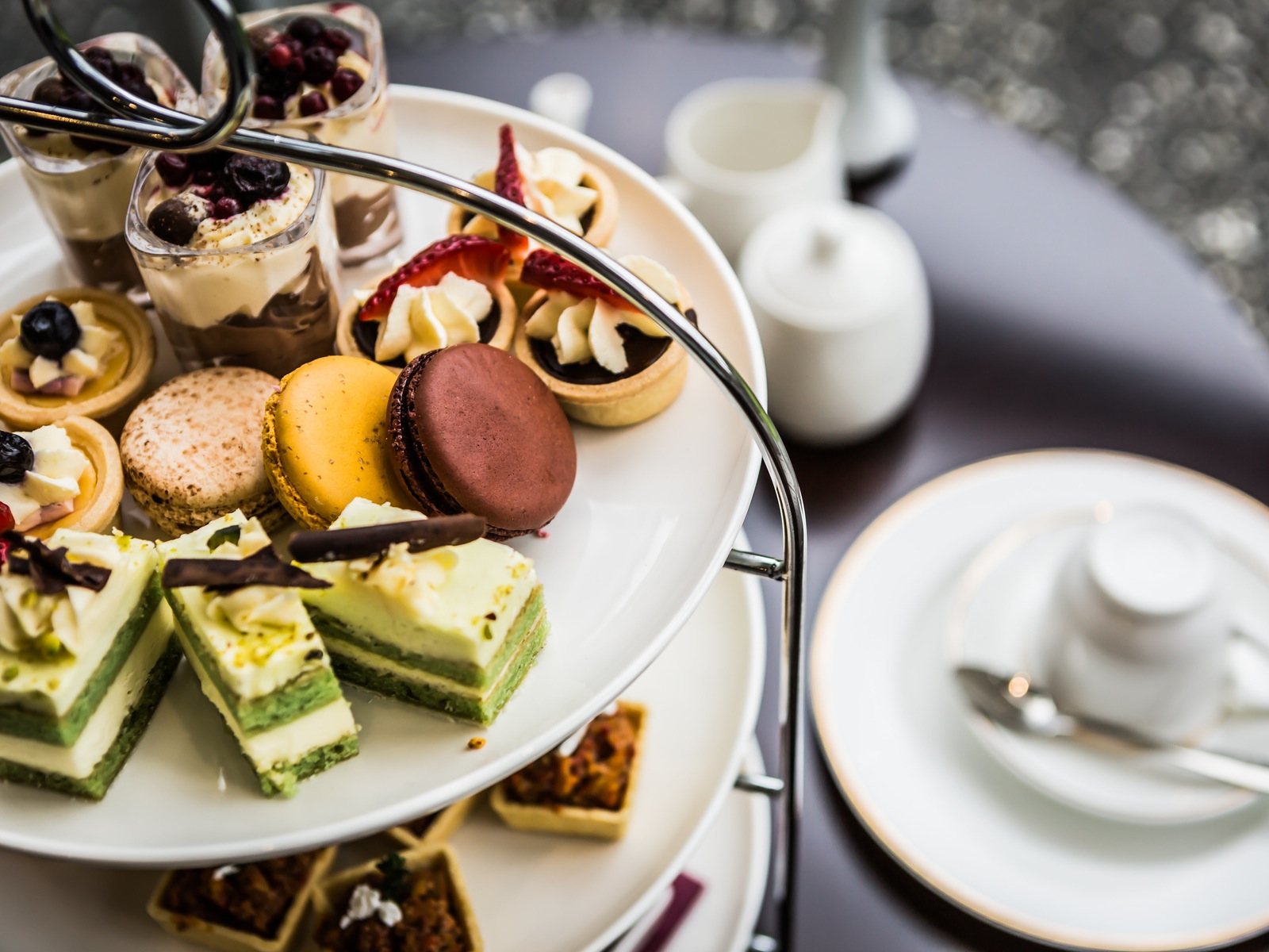 Foothills High Tea in the Yarra Valley