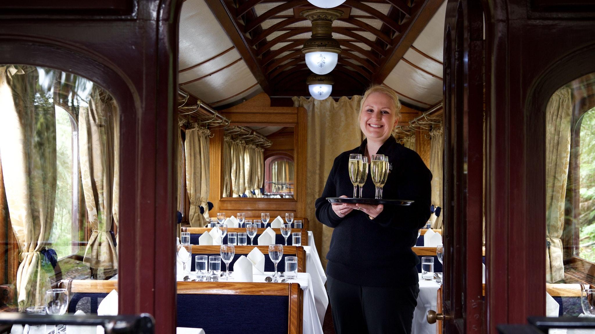 Puffing Billy's Steam & Cuisine Luncheon Train