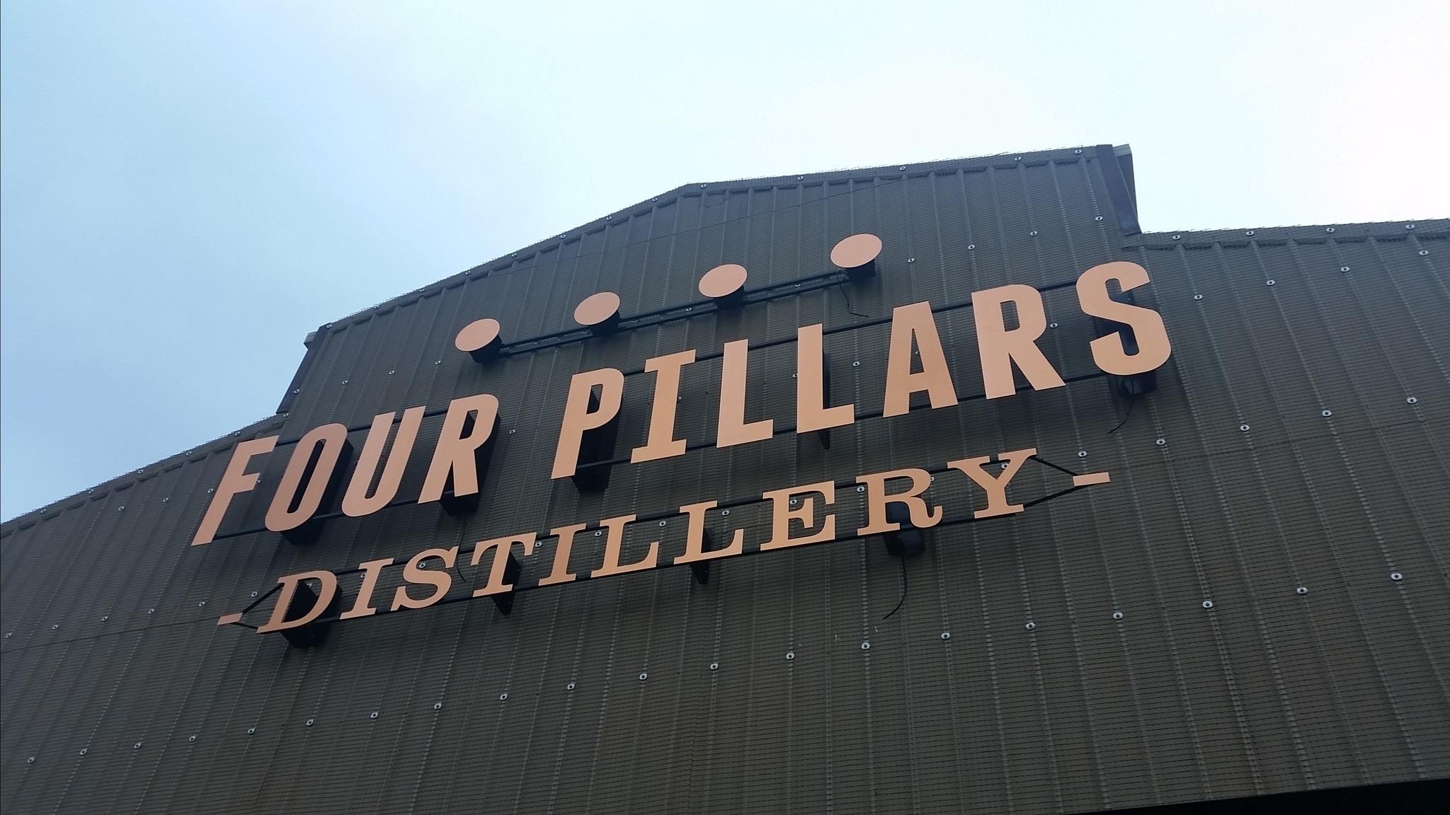Four Pillars Distillery