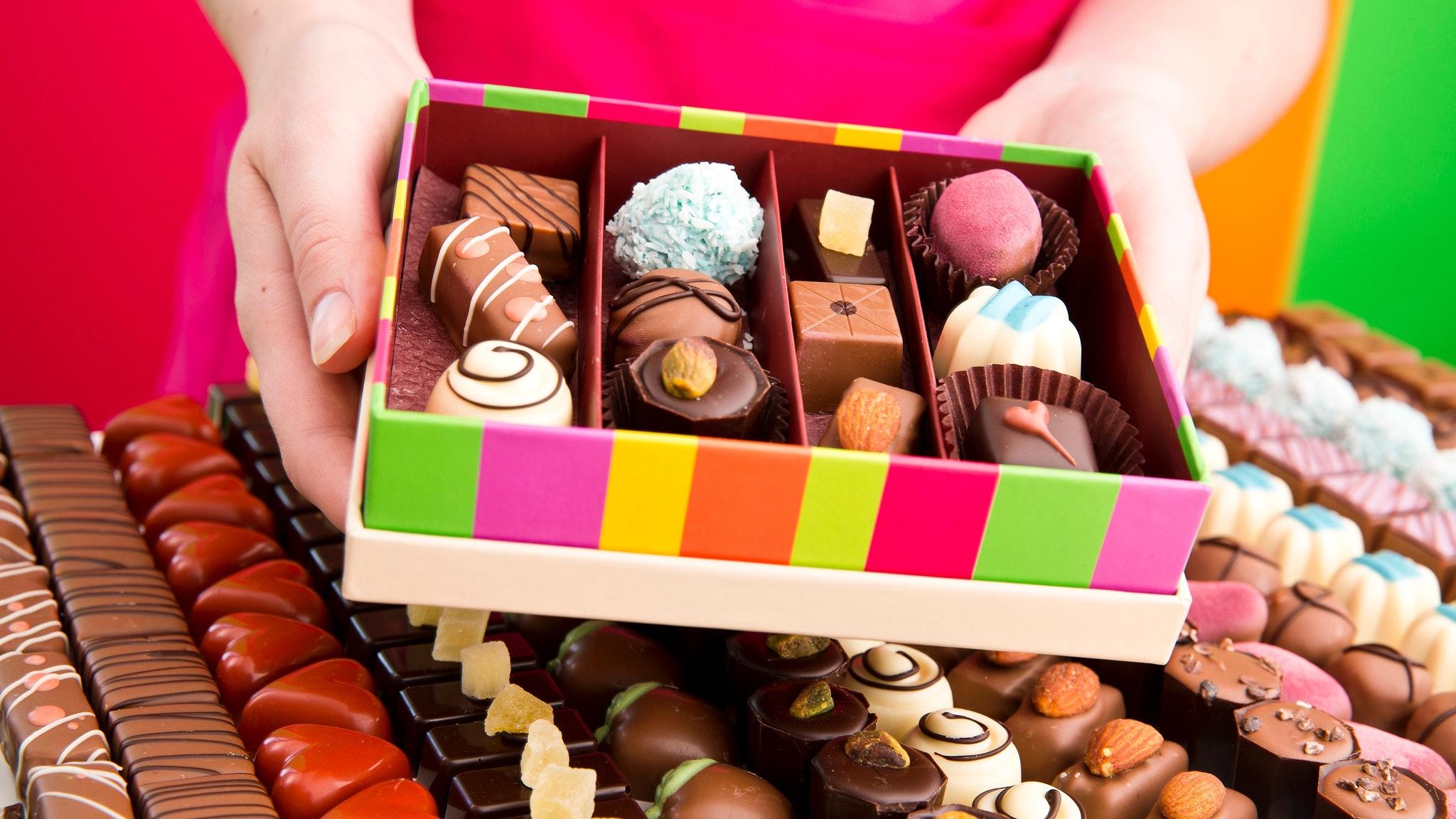 Yarra Valley Chocolaterie chocolate truffles