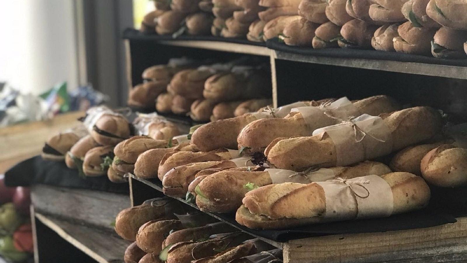 Fresh Baguettes - Bella Restaurant