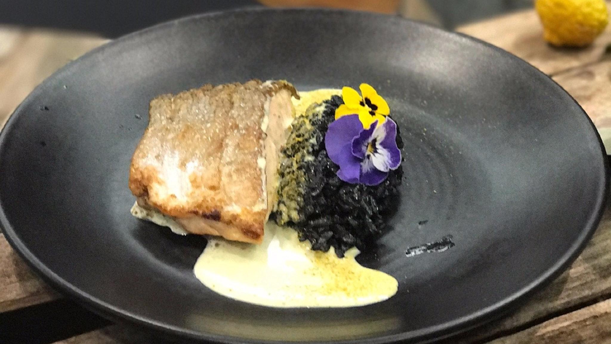 Fish of the Day - Bella Restaurant