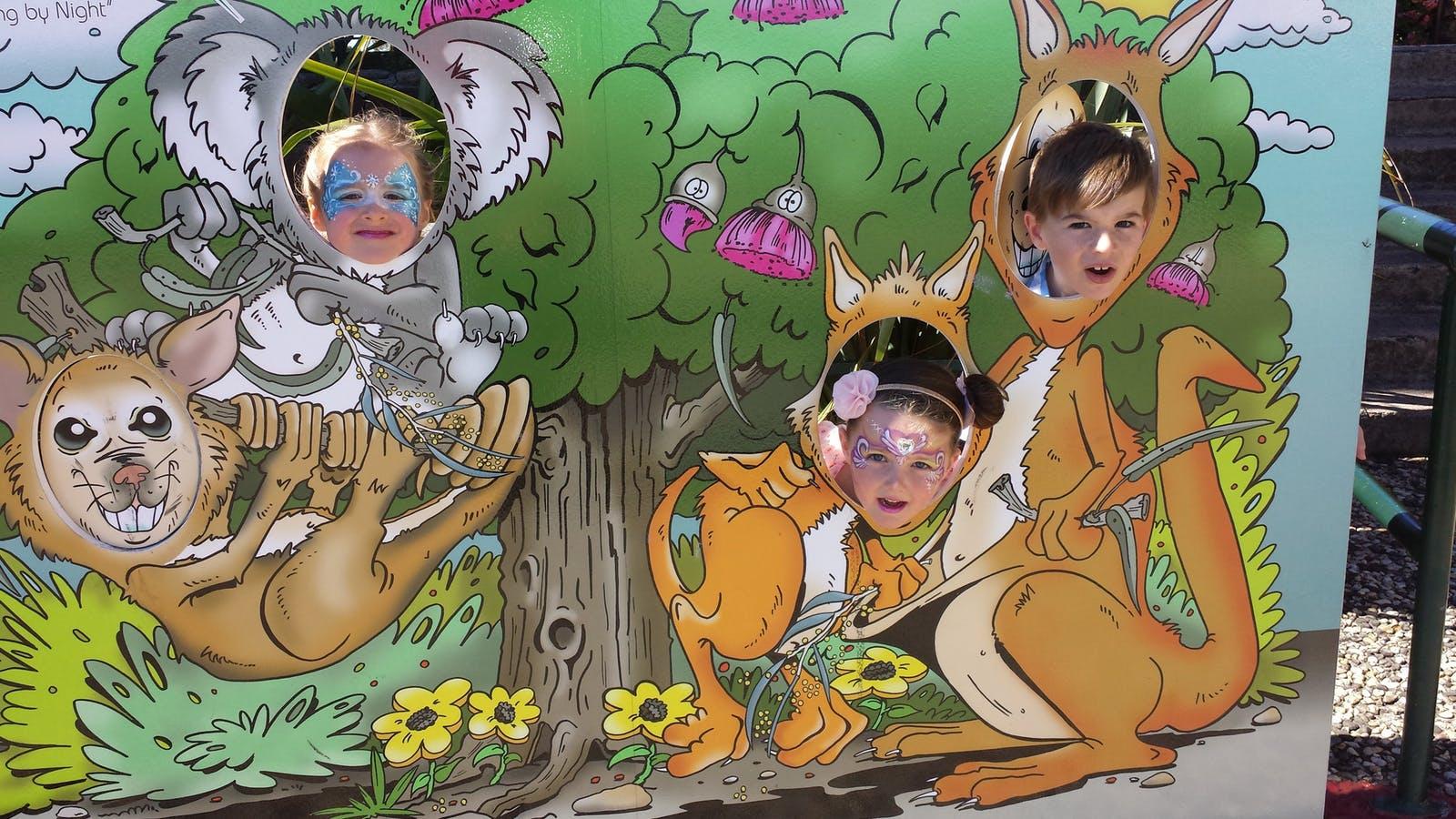 Children's fun and activities at SkyHigh