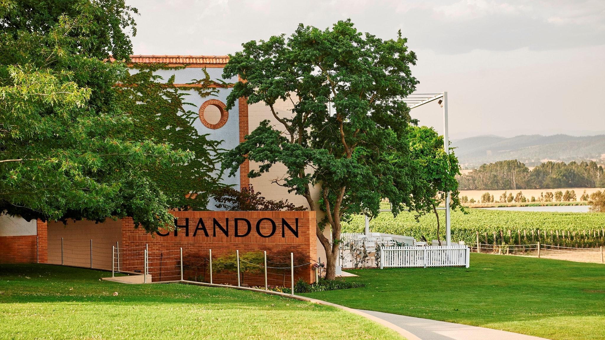 Domaine Chandon, Yarra Valley