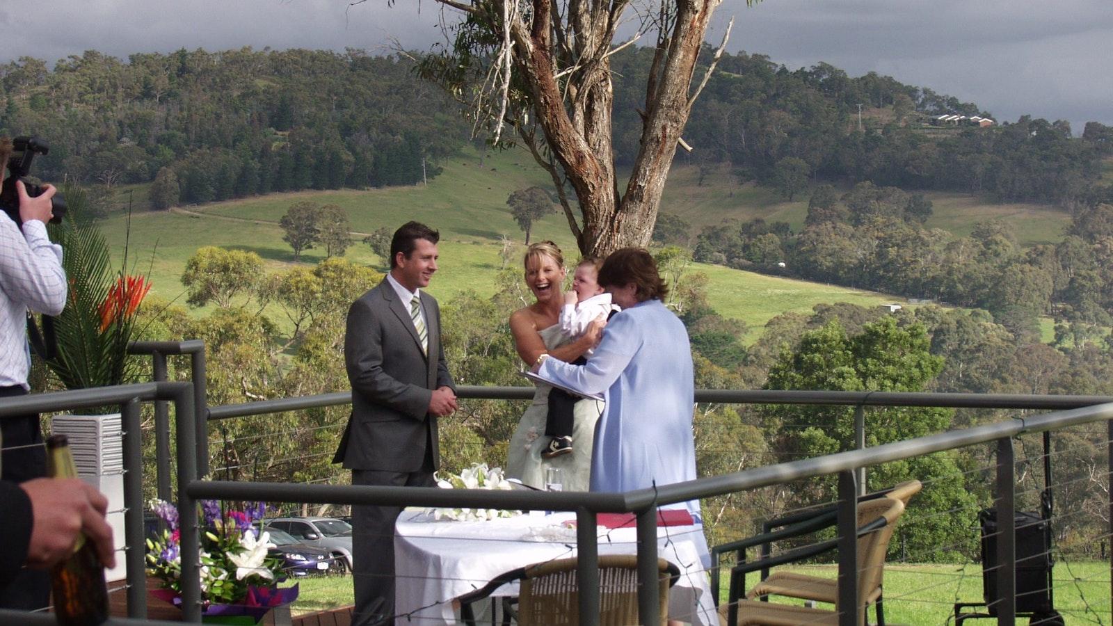 Wedding at Sutherland Estate