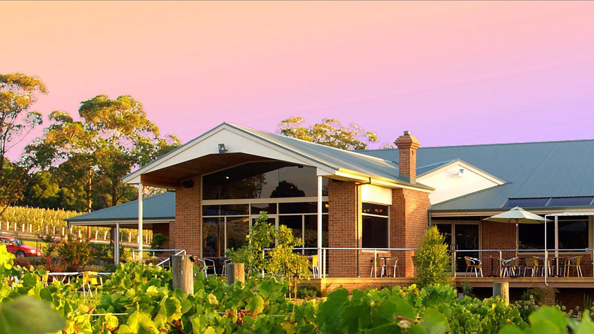 Wild Cattle Creek Estate Winery Restaurant