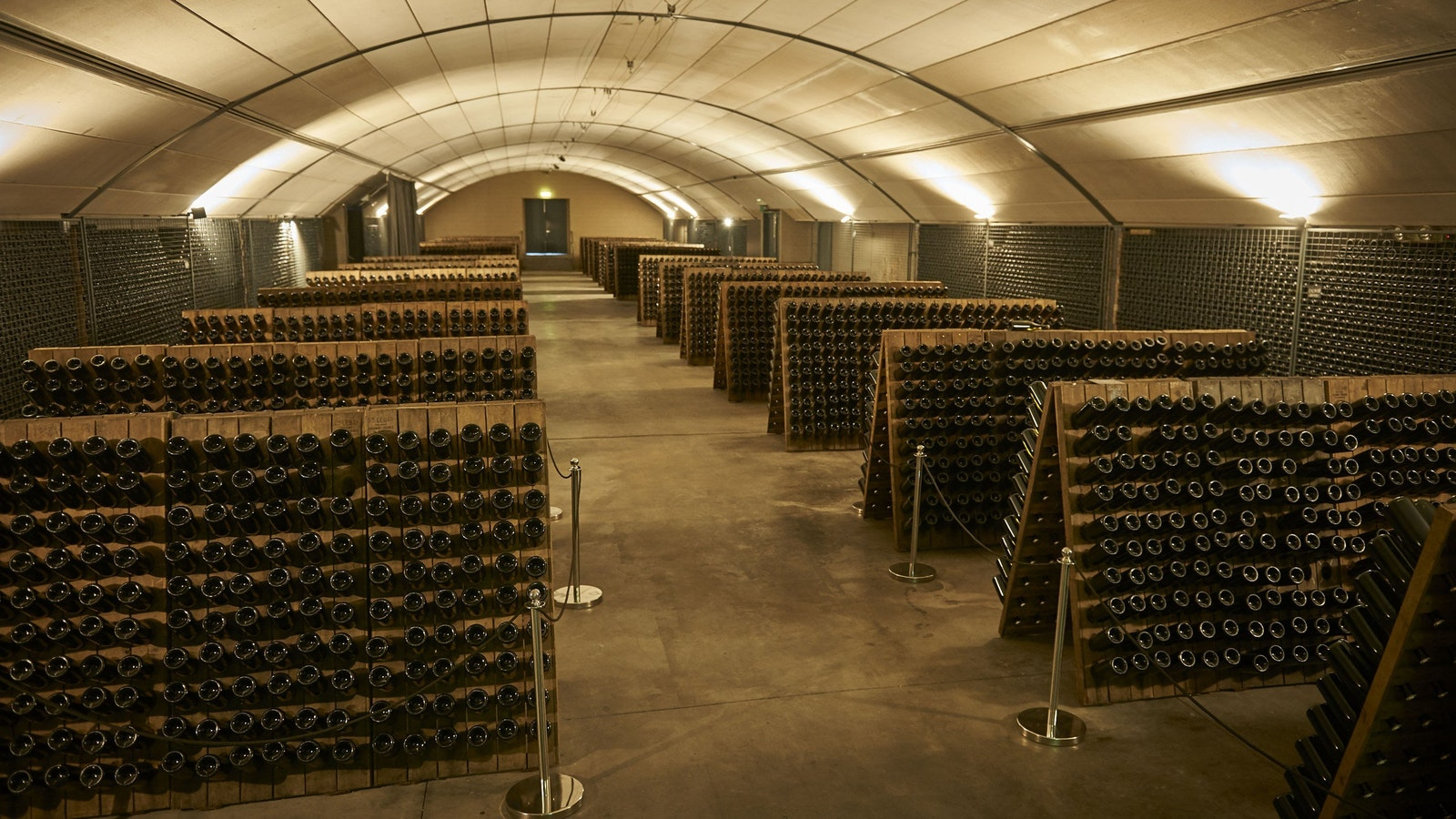 Domaine Chandon Riddling Hall