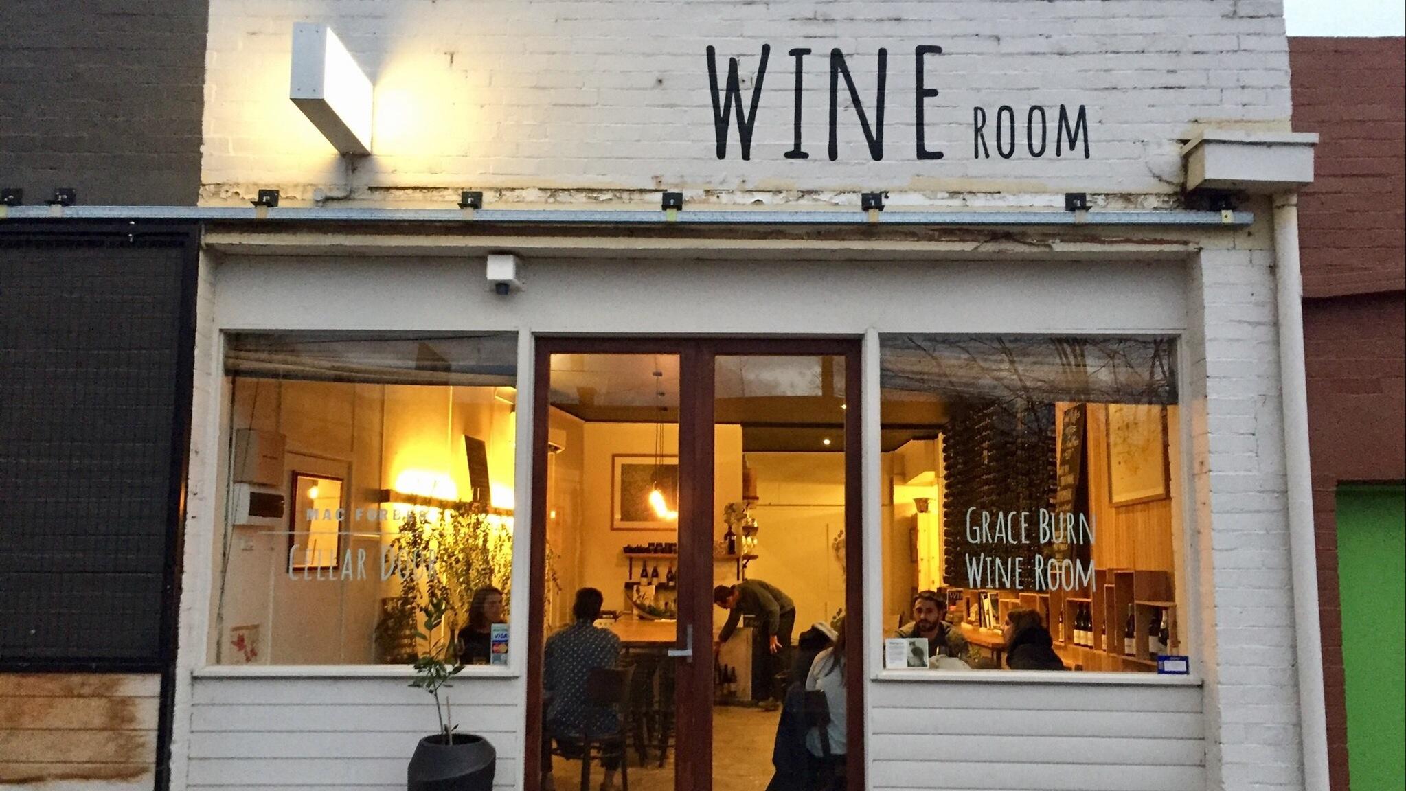 Graceburn Wine Room