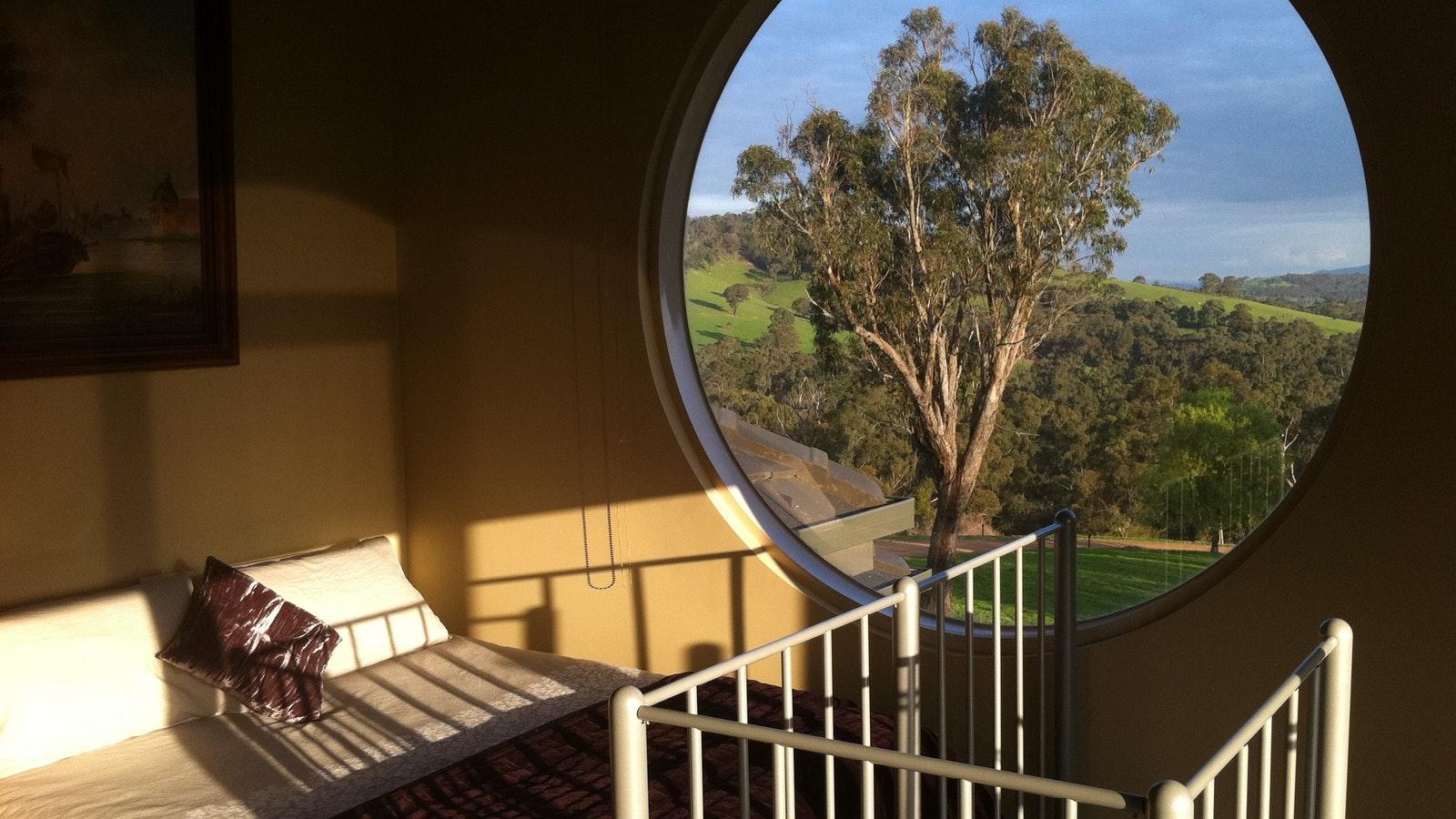 Sutherland Estate tower accommodation