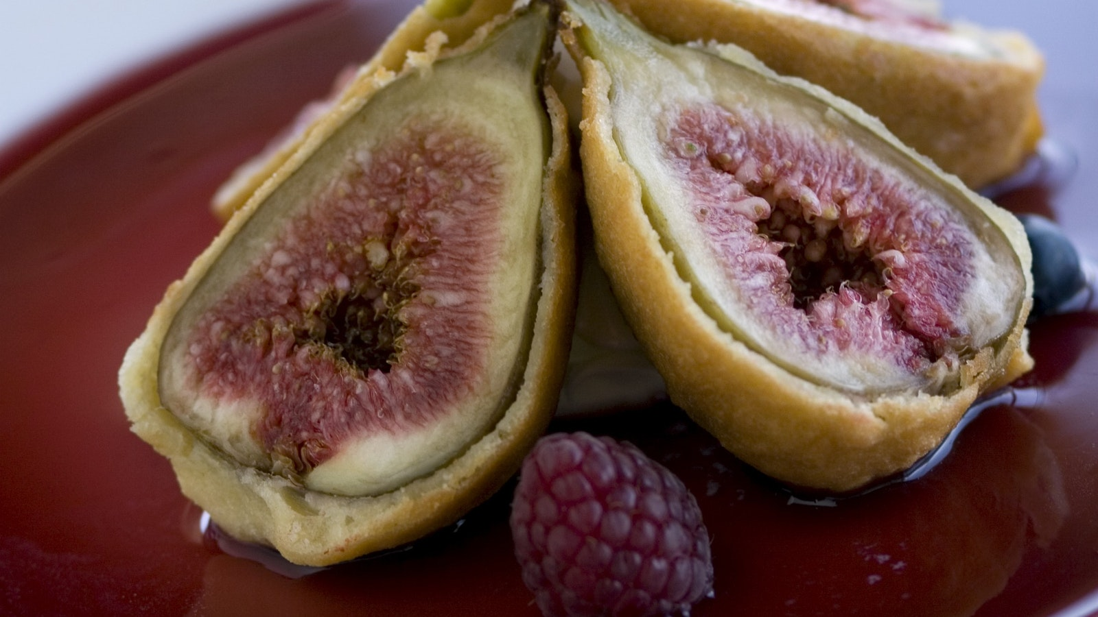Yummy Poached Figs