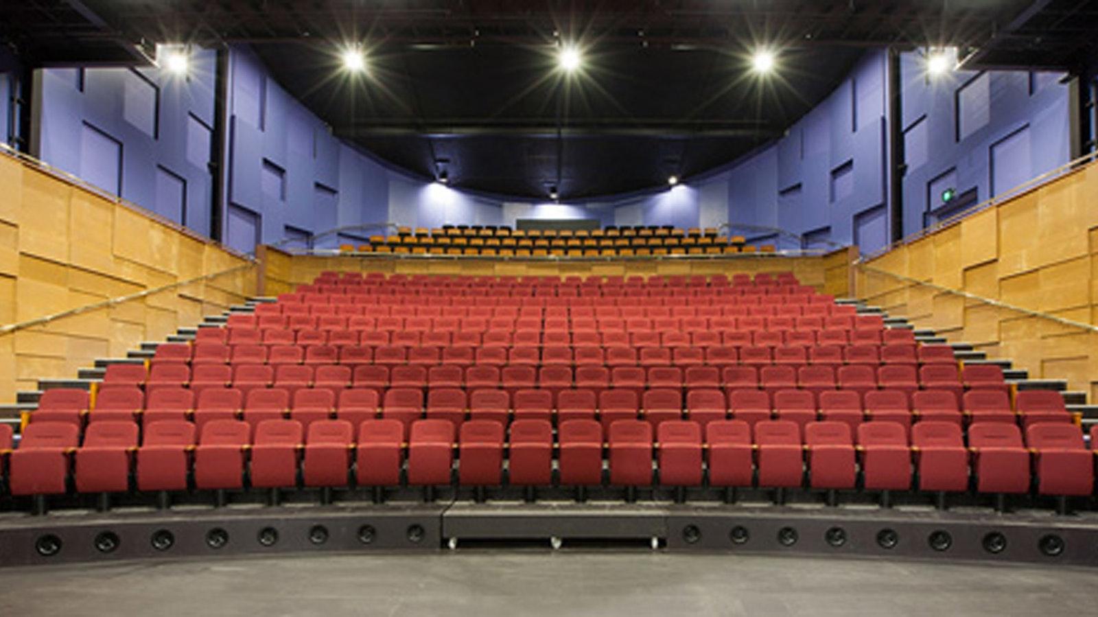 Burrinja theatre interior