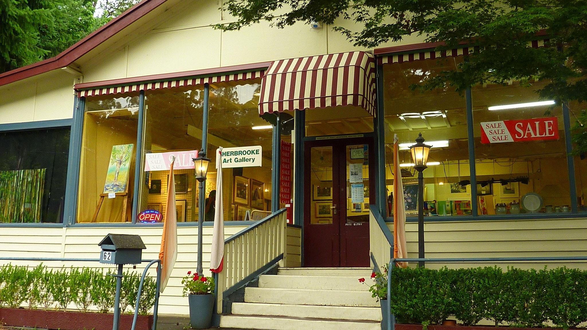 SAS Gallery Historic Building